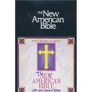 NABRE Gift And Award Bible-Blue Imitation Leather