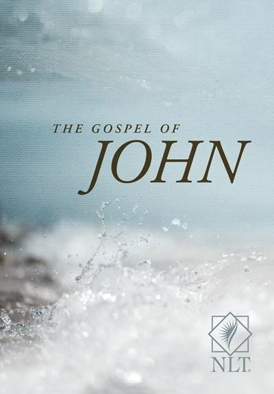 NLT Gospel Of John (Pack Of 10)-Softcover