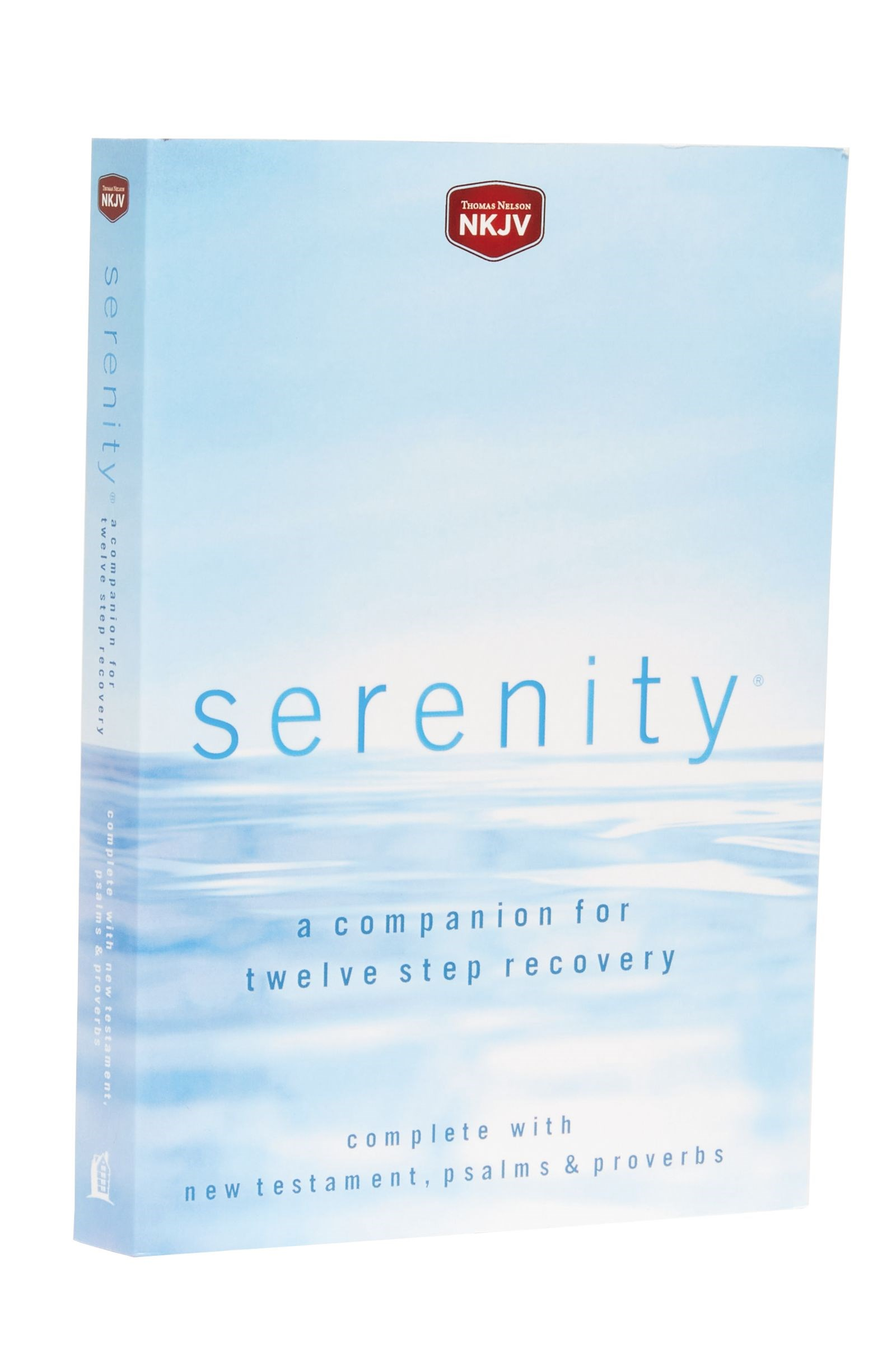 NKJV Serenity New Testament w/Psalms & Proverbs-Softcover