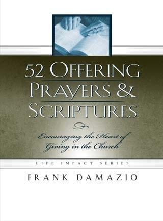 52 Offering Prayers & Scriptures