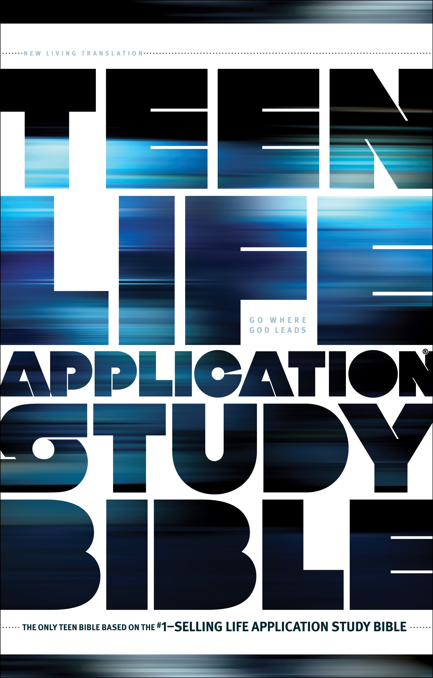 NLT Teen Life Application Study Bible-Softcover