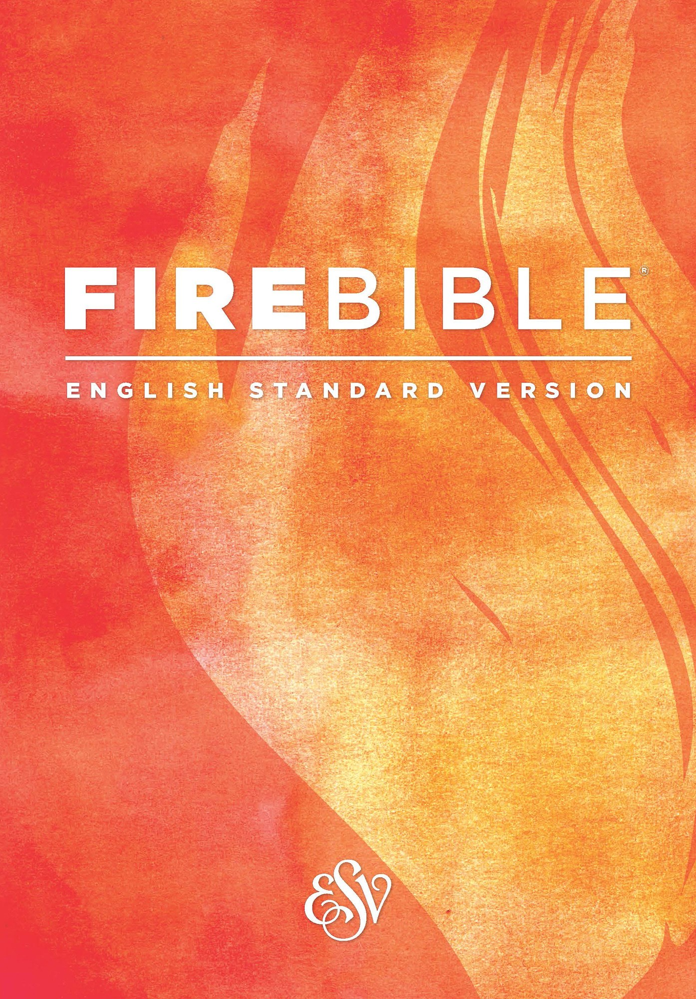 ESV Fire Bible-Softcover