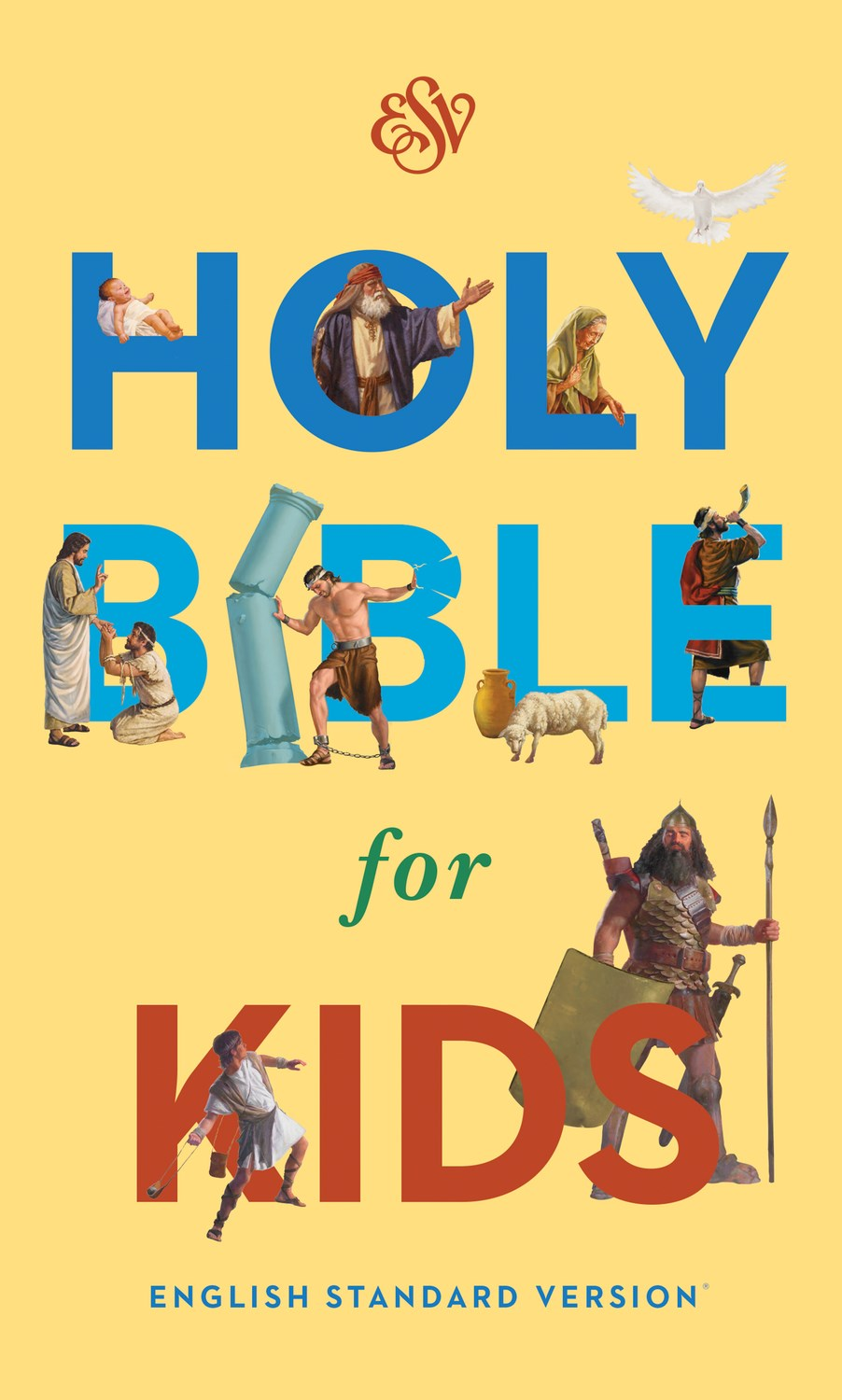 ESV Holy Bible For Kids-Hardcover