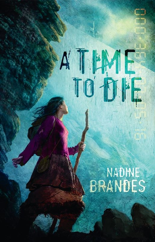 A Time To Die-Out Of Time Series-(Book One)