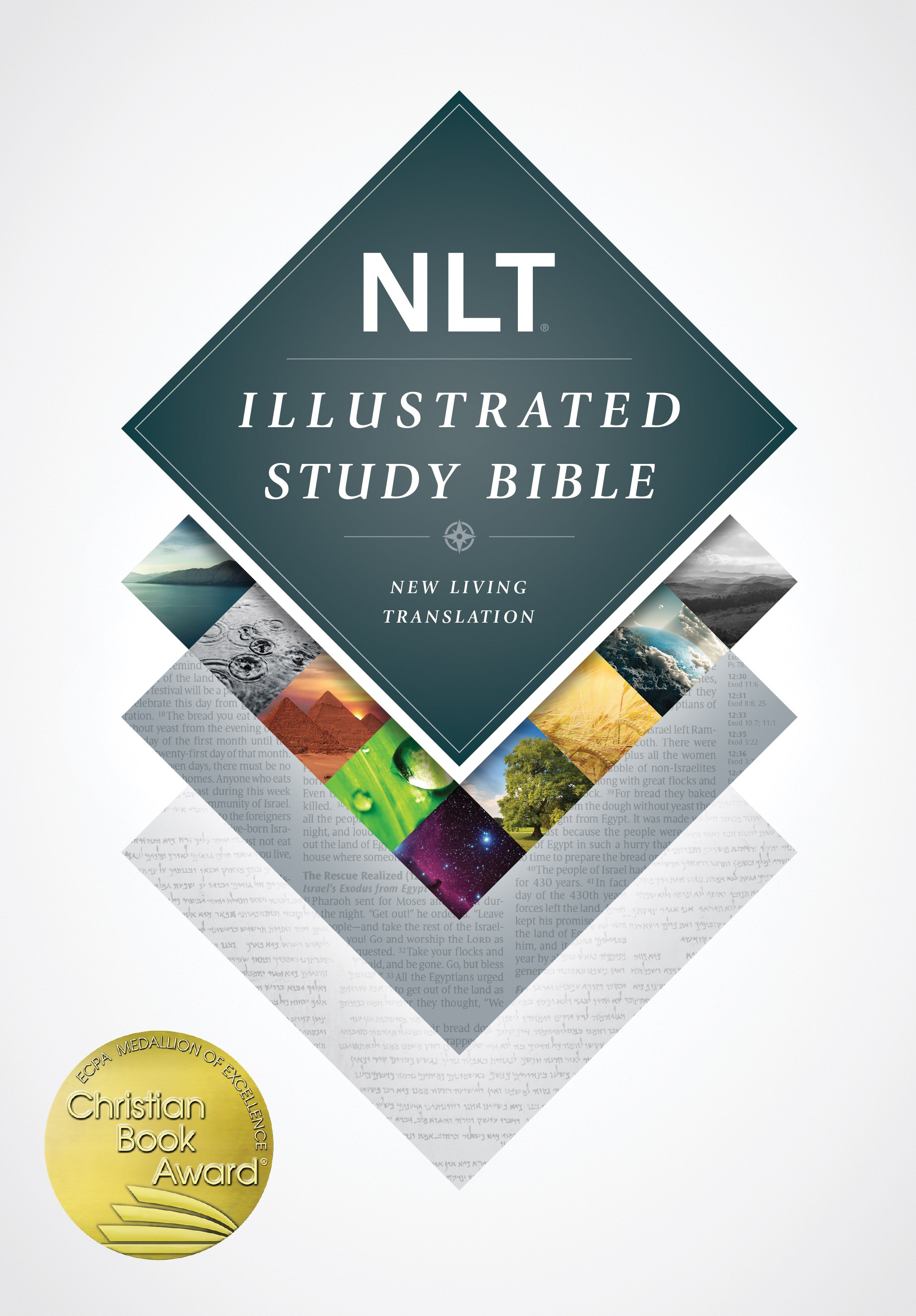 NLT Illustrated Study Bible-Hardcover