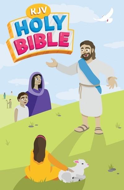 KJV Kids Outreach Bible-Softcover