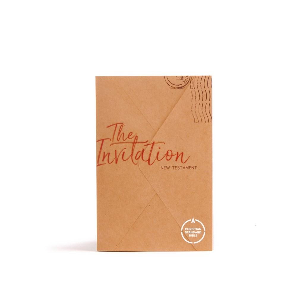 CSB The Invitation New Testament-Softcover