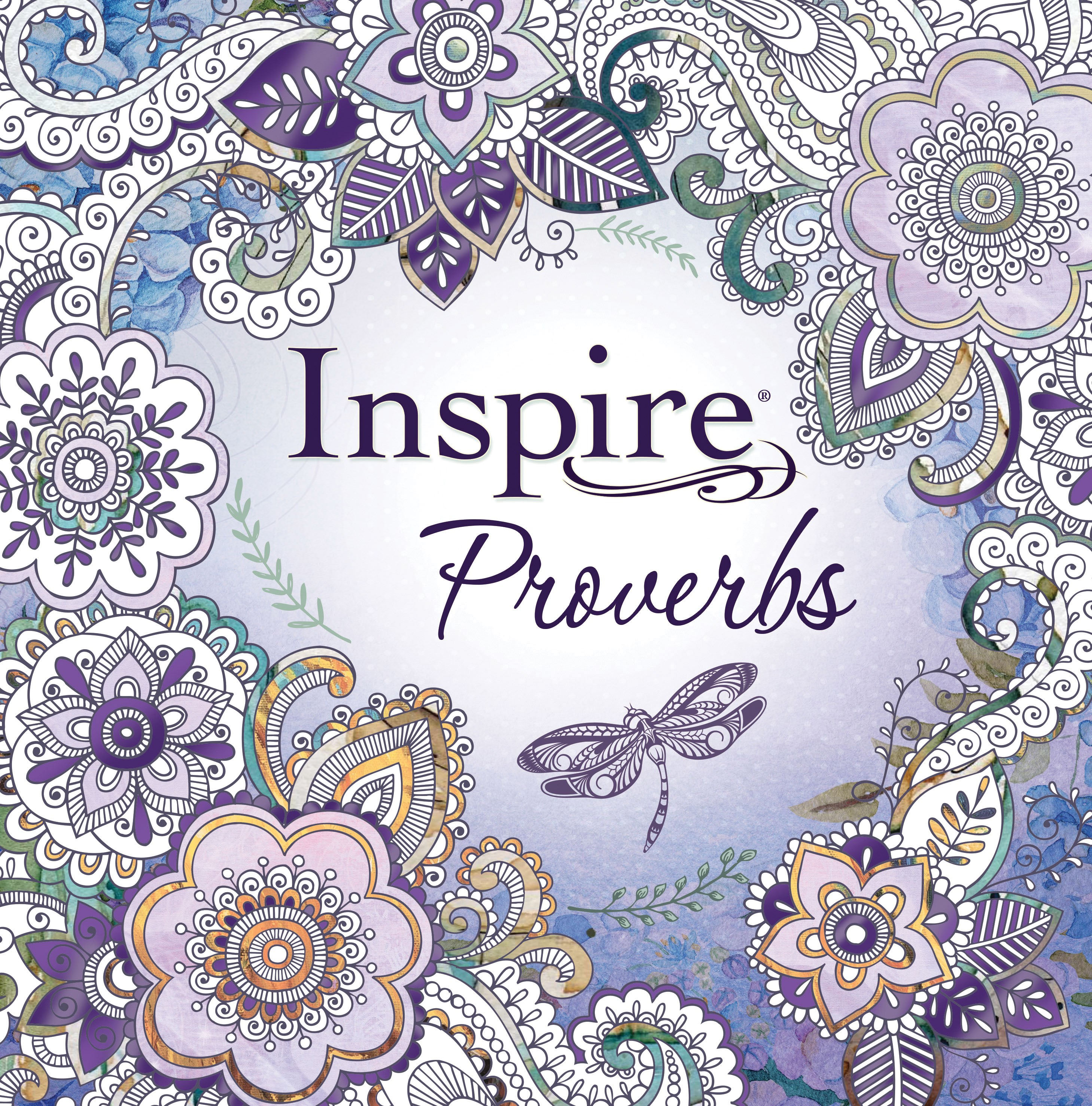 NLT Inspire: Proverbs-Softcover