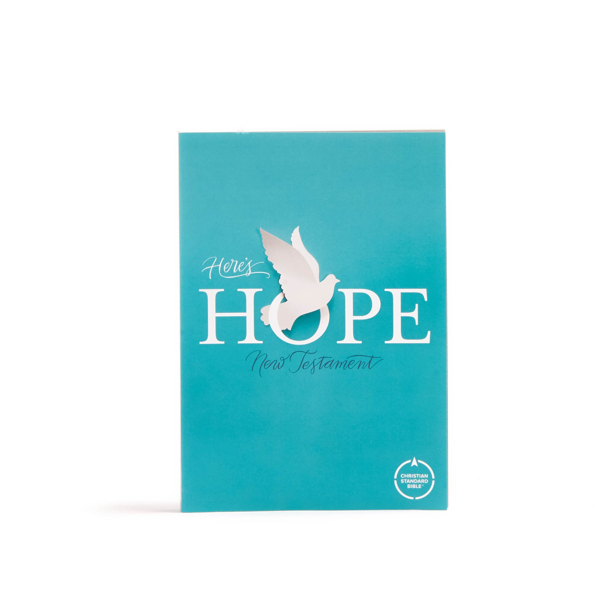 CSB Here's Hope New Testament-Softcover
