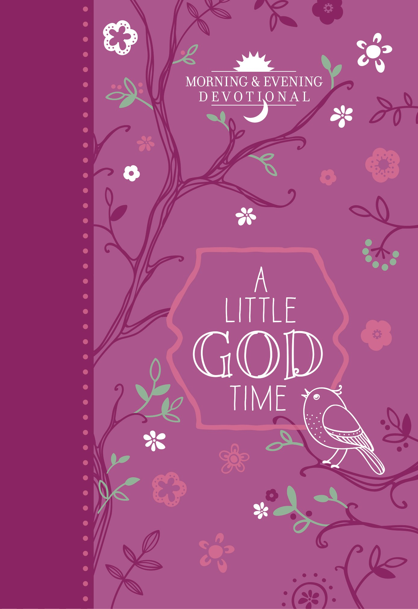 A Little God Time (Gift Edition)-Faux Leather