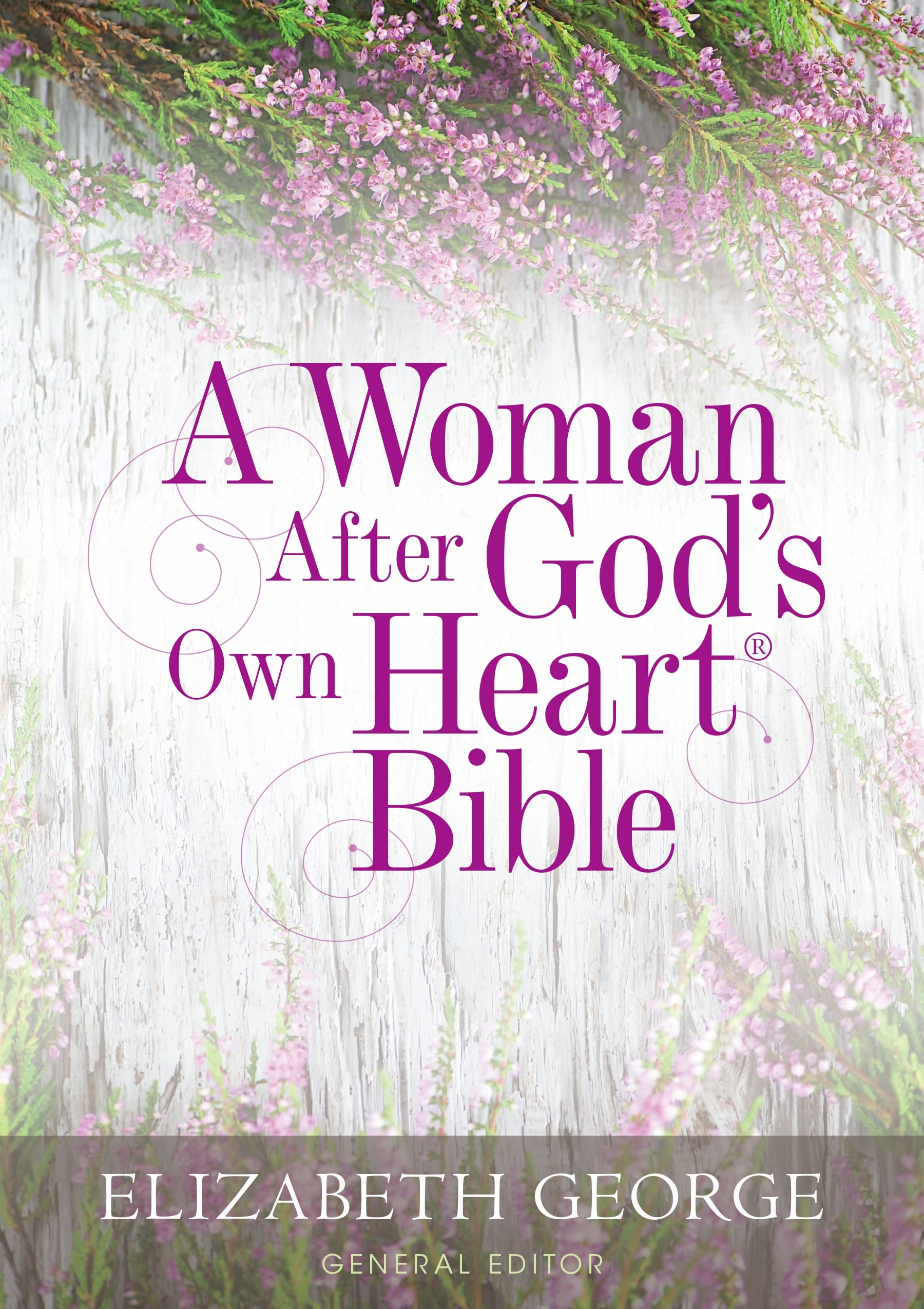 NKJV A Woman After God's Own Heart Bible-Hardcover