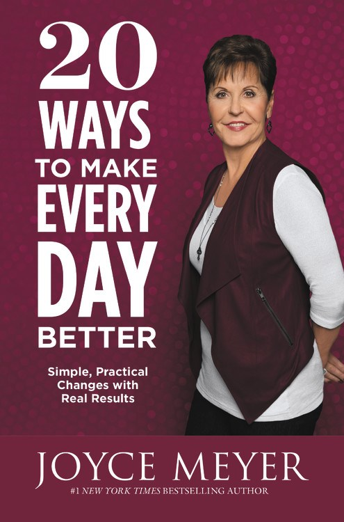 20 Ways To Make Every Day Better-Softcover