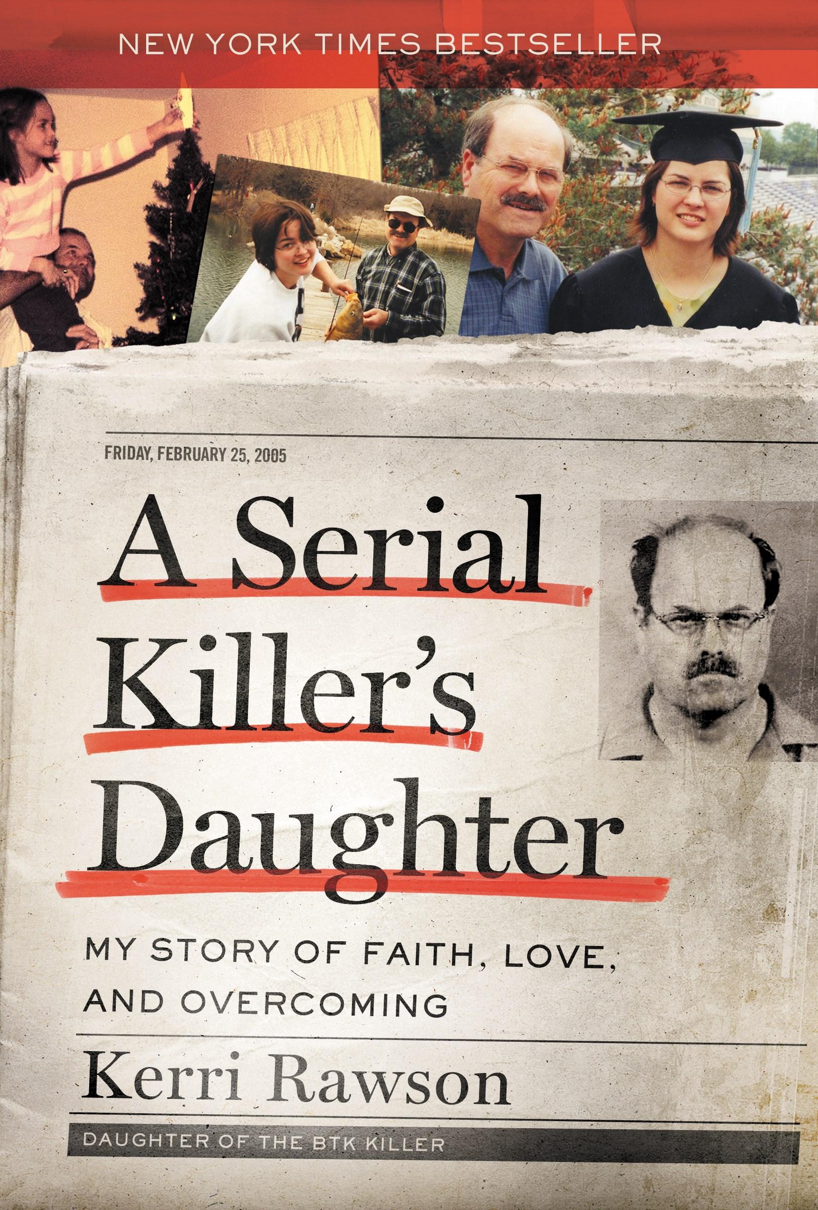 A Serial Killer's Daughter-Hardcover