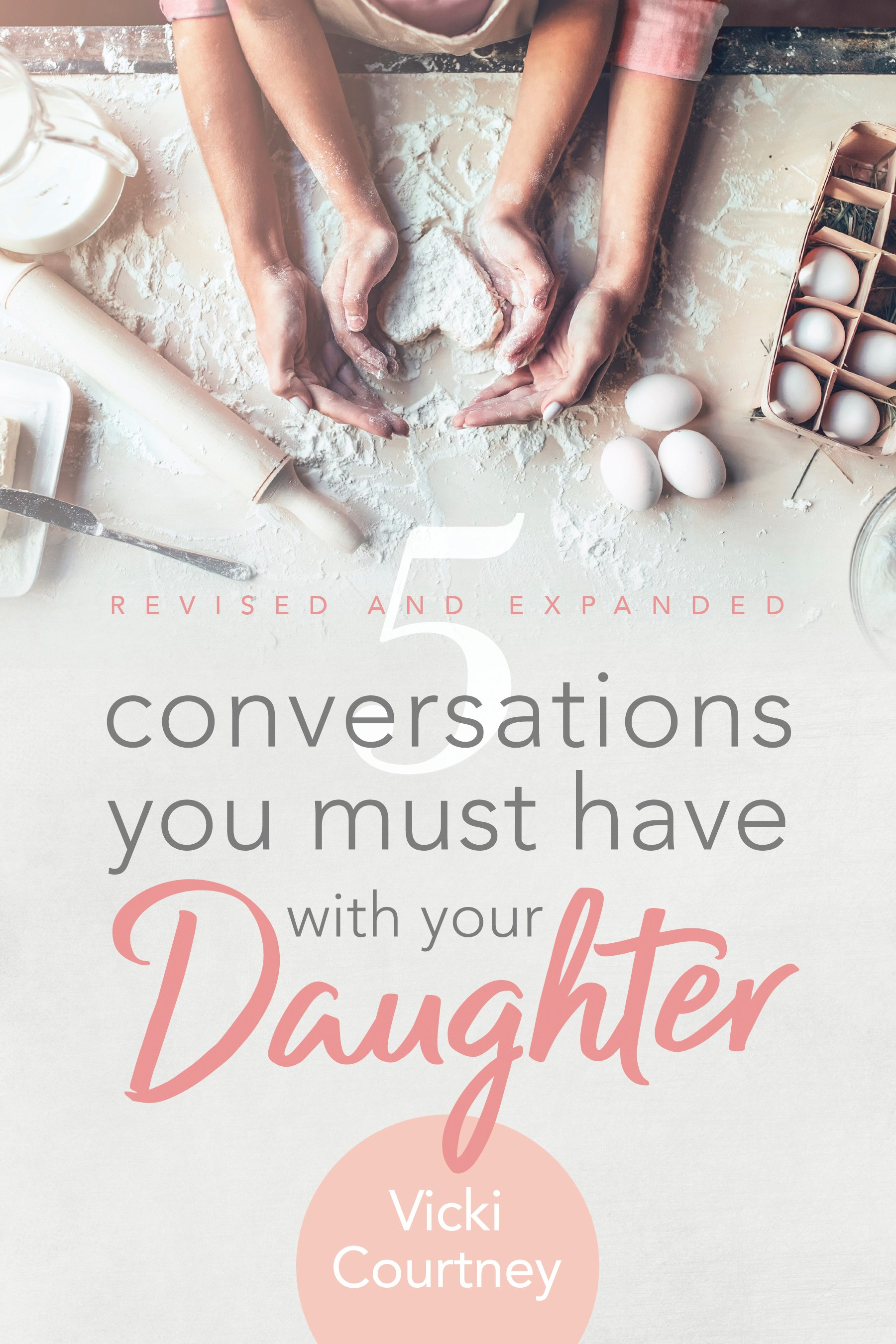 5 Conversations You Must Have With Your Daughter (Revised And Expanded)