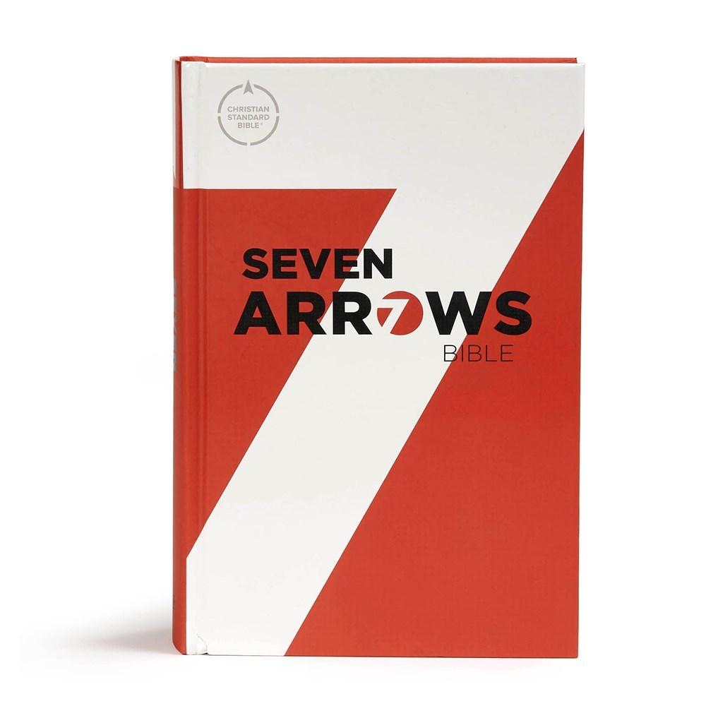 CSB Seven Arrows Bible-Hardcover
