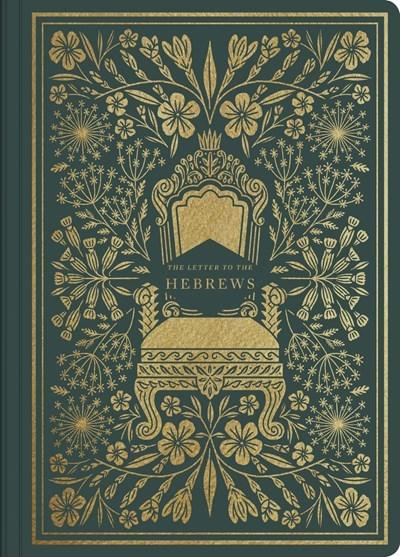 ESV Illuminated Scripture Journal: Hebrews-Green Softcover