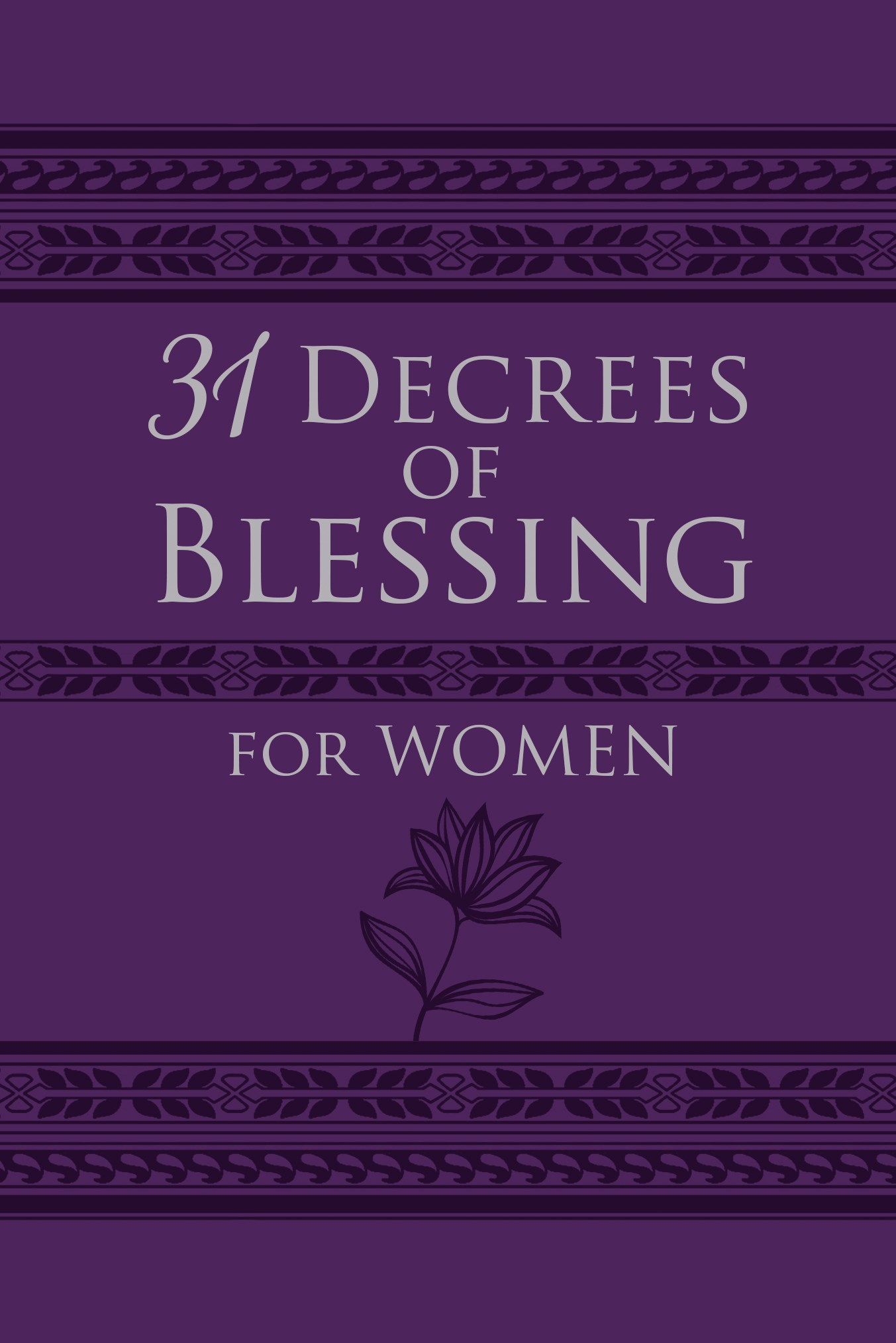 31 Decrees Of Blessing For Women-Faux Leather