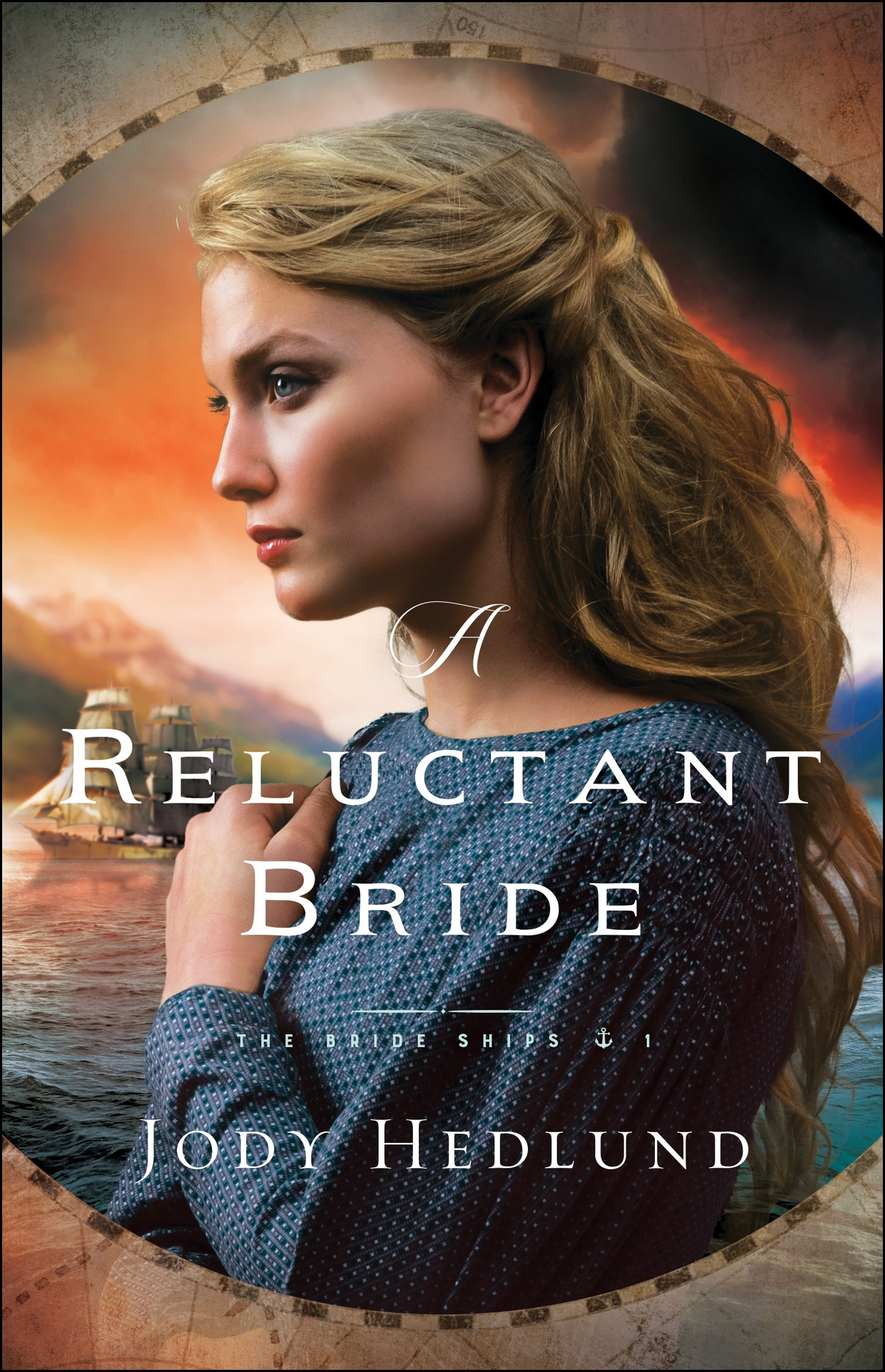 A Reluctant Bride (The Bride Ships #1)