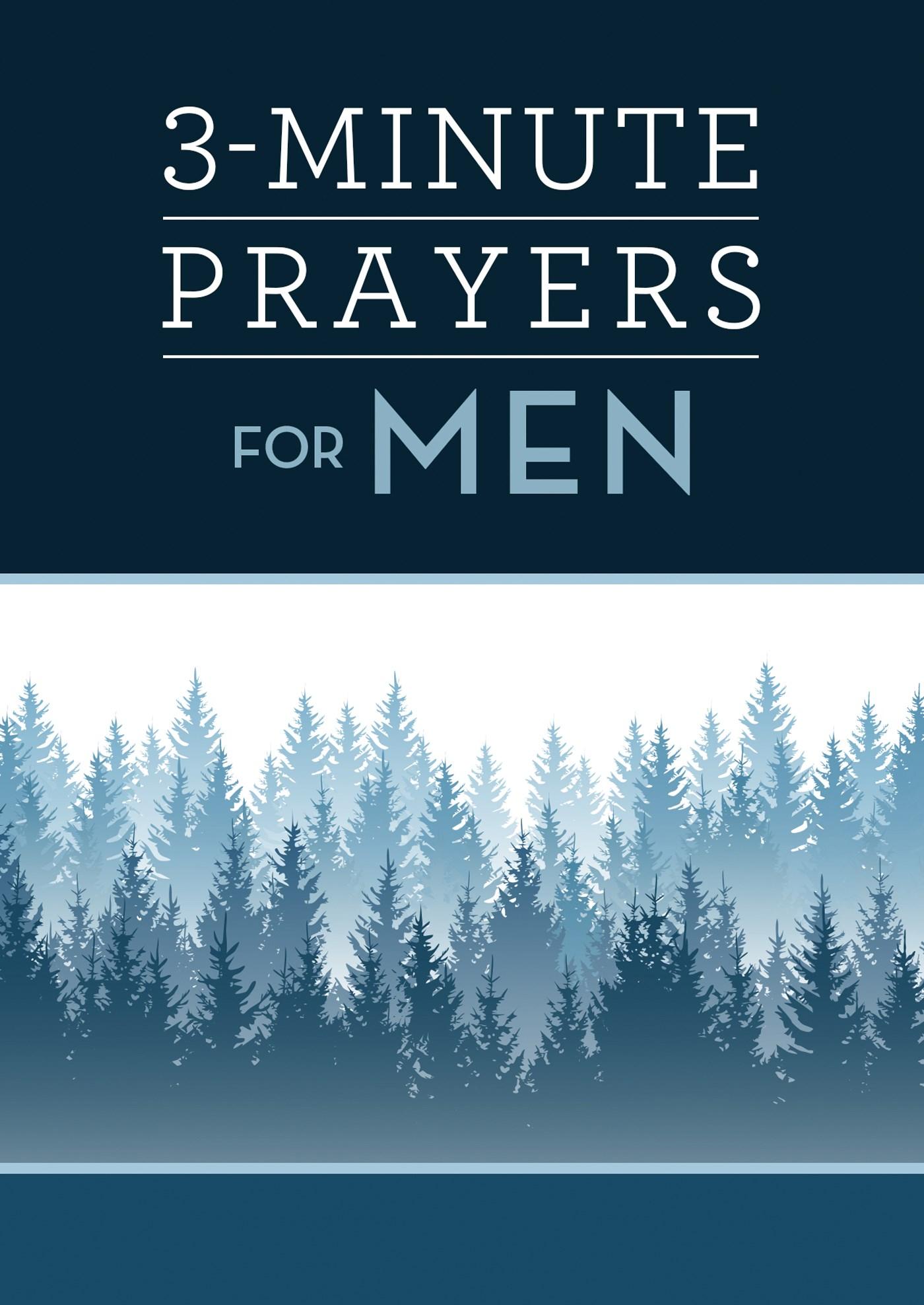 3-Minute Prayers For Men