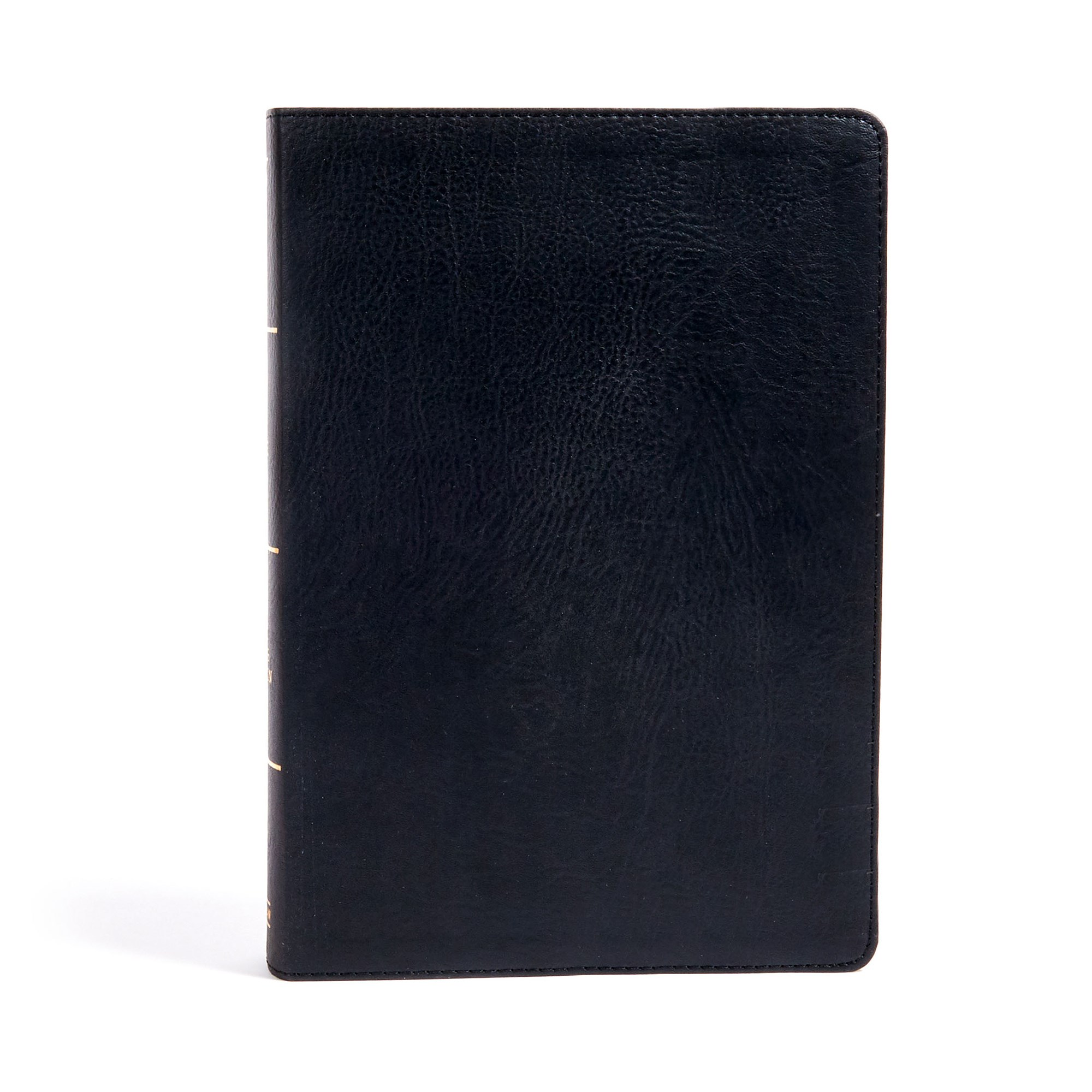 KJV Super Giant Print Reference Bible-Black LeatherTouch Indexed