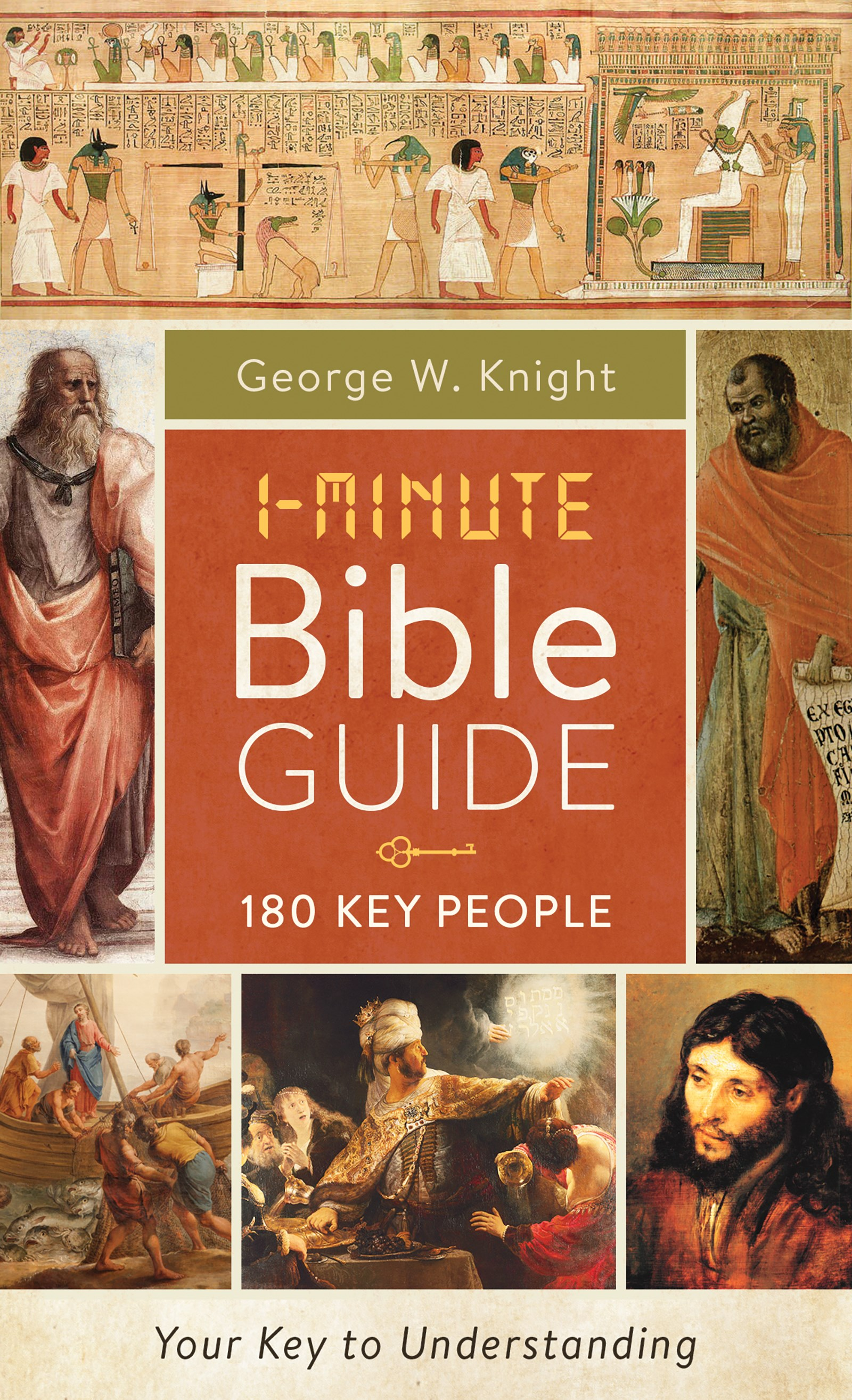 1-Minute Bible Guide: 180 Key People