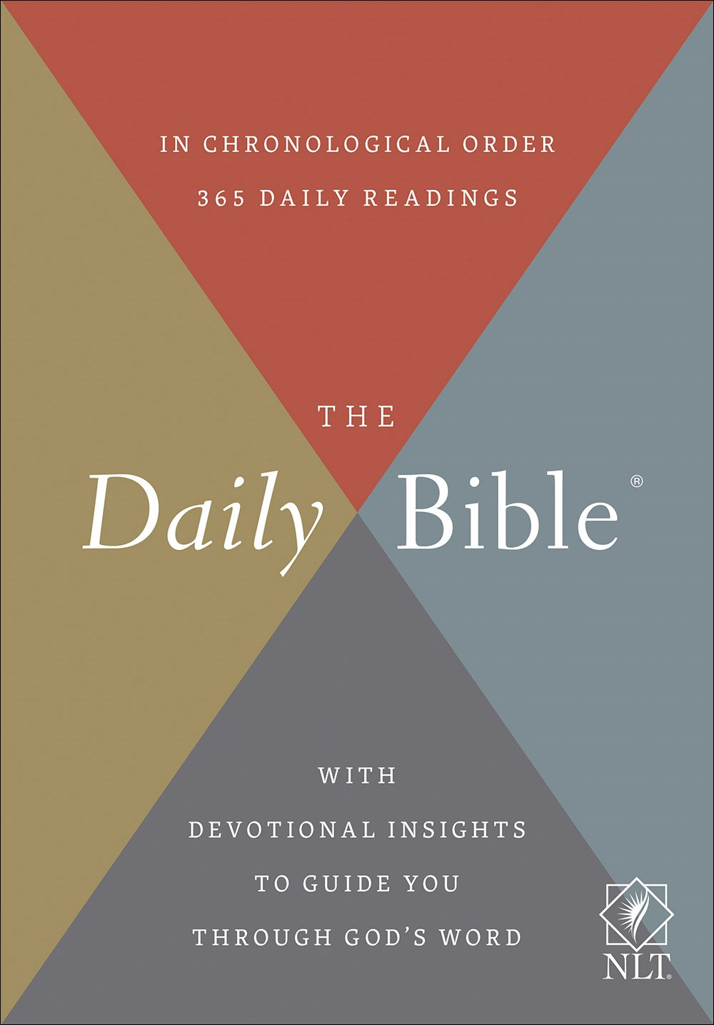 NLT The Daily Bible-Softcover