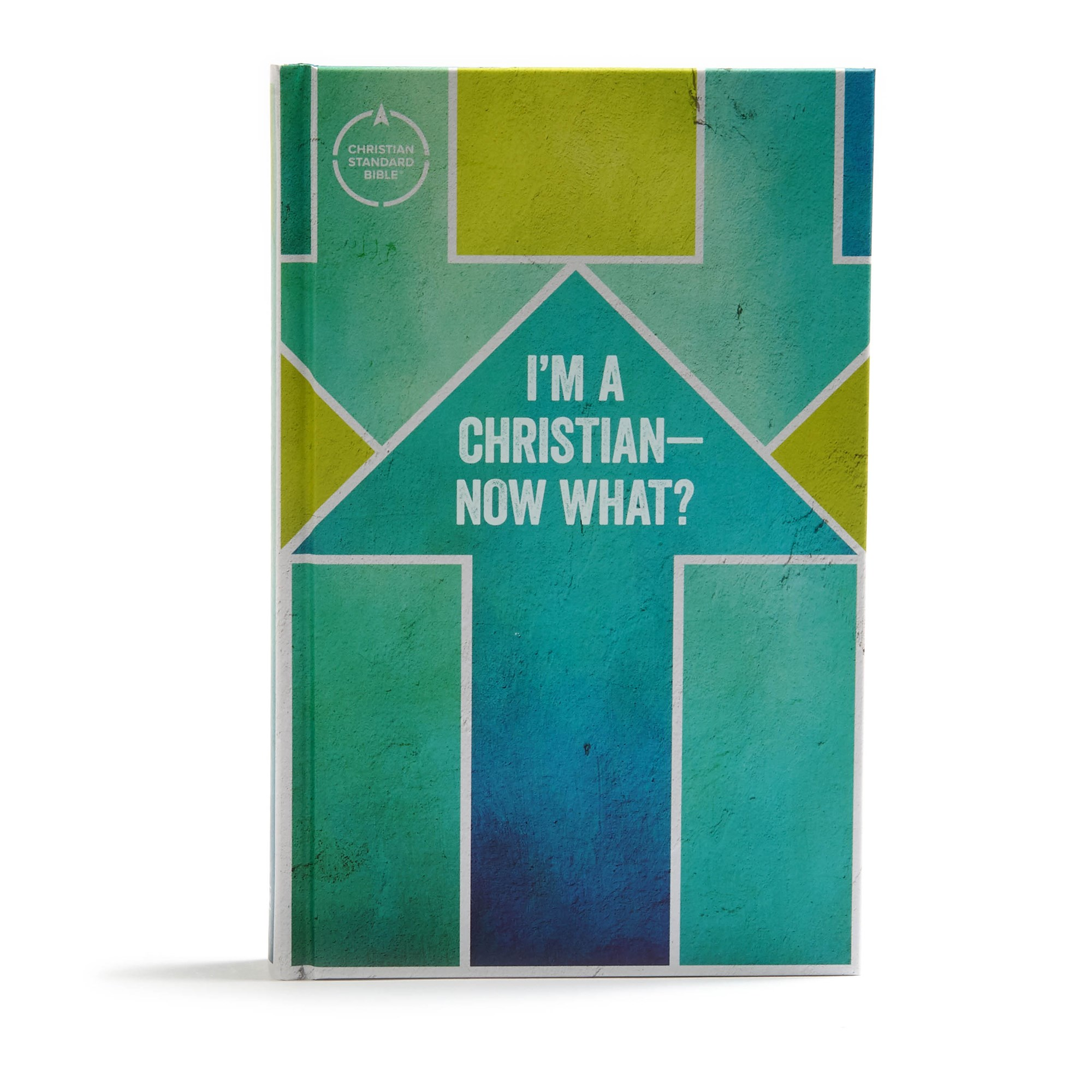 CSB I'm A Christian-Now What? Bible For Kids-Hardcover