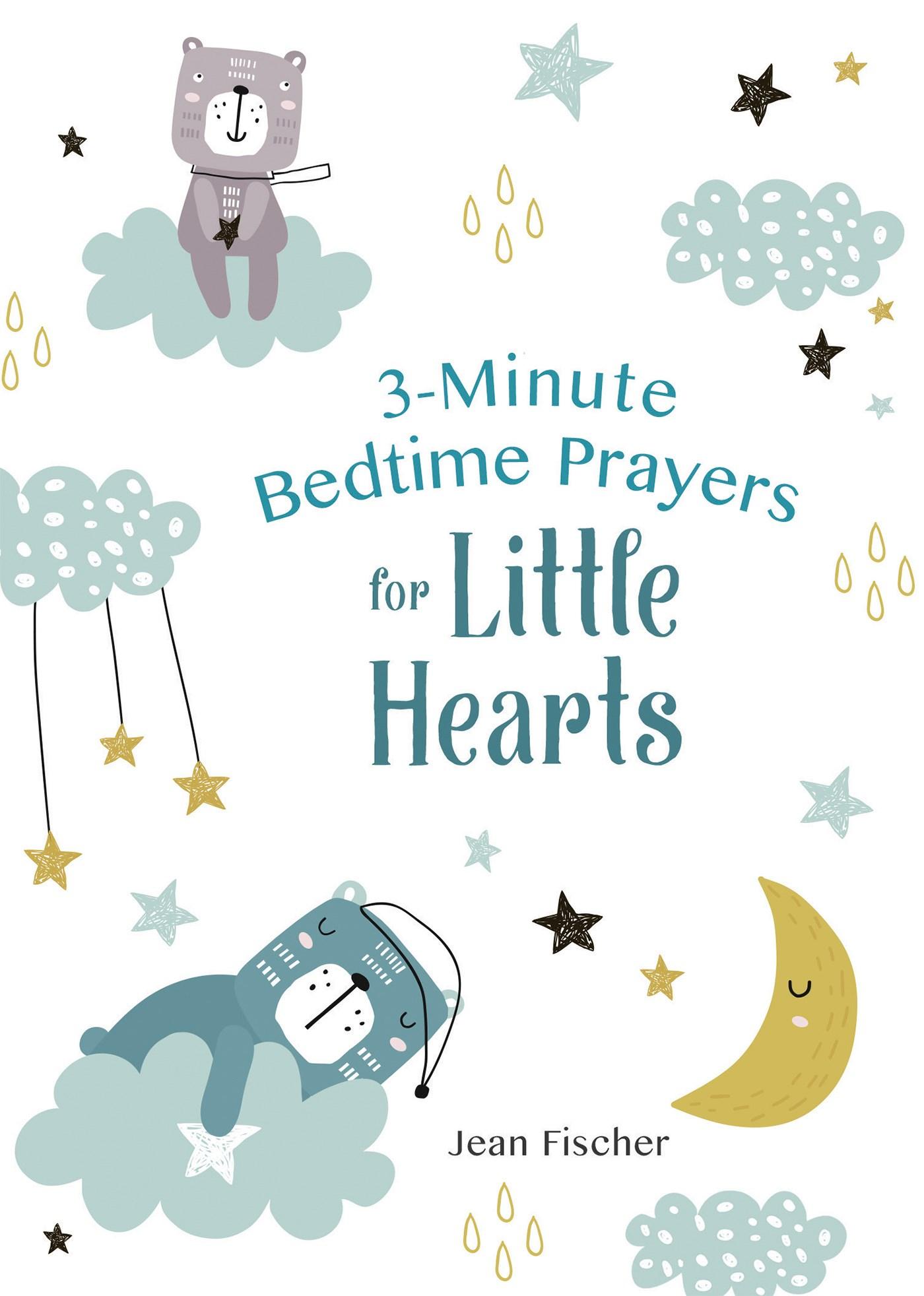 3-Minute Bedtime Prayers For Little Hearts