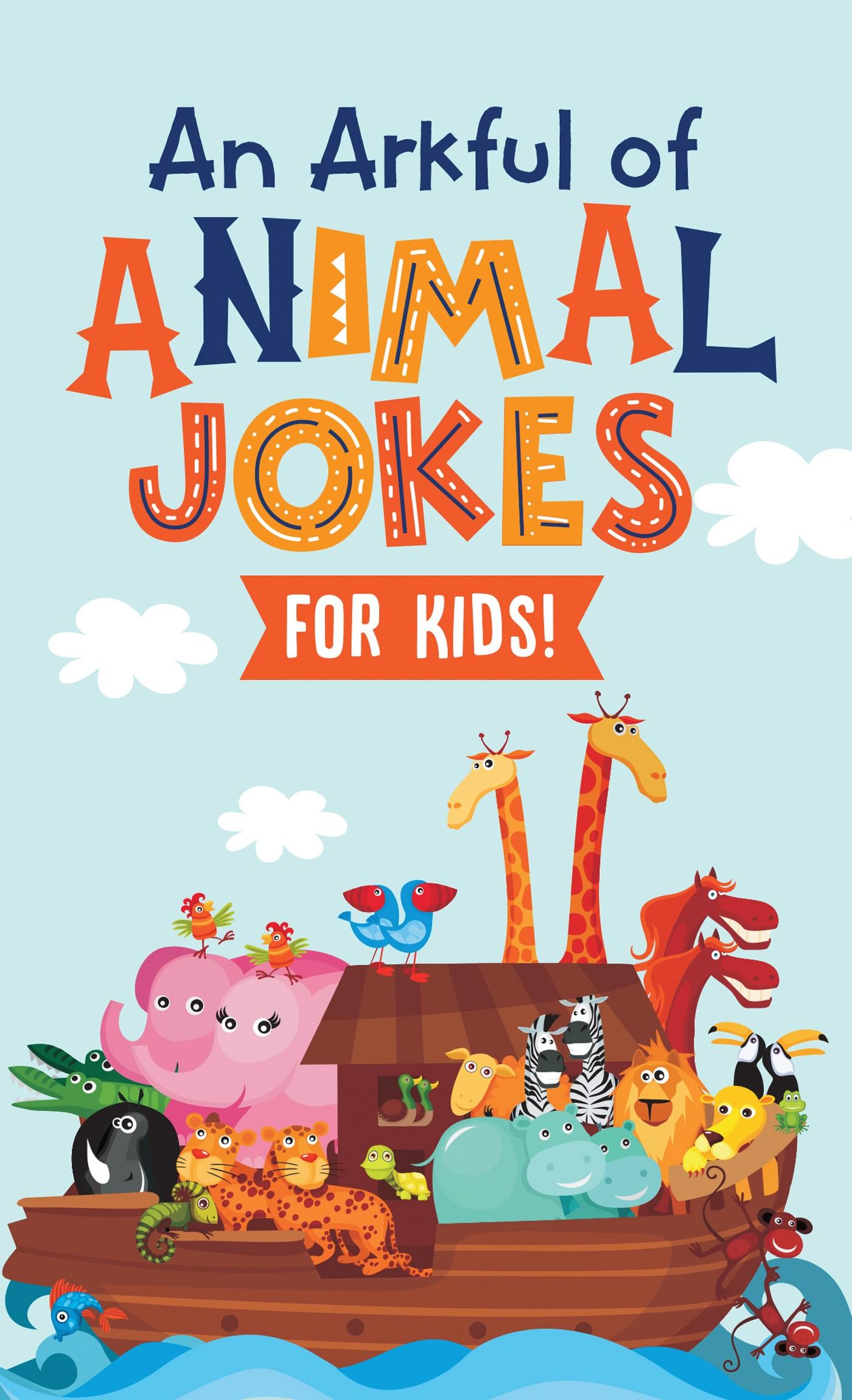 An Arkful Of Animal Jokes – For Kids!