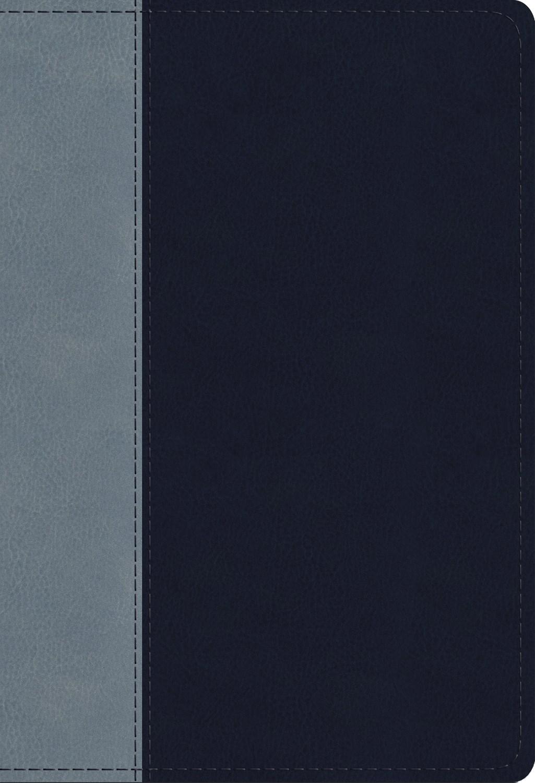 ESV Student Study Bible-Navy/Slate Timeless Design TruTone