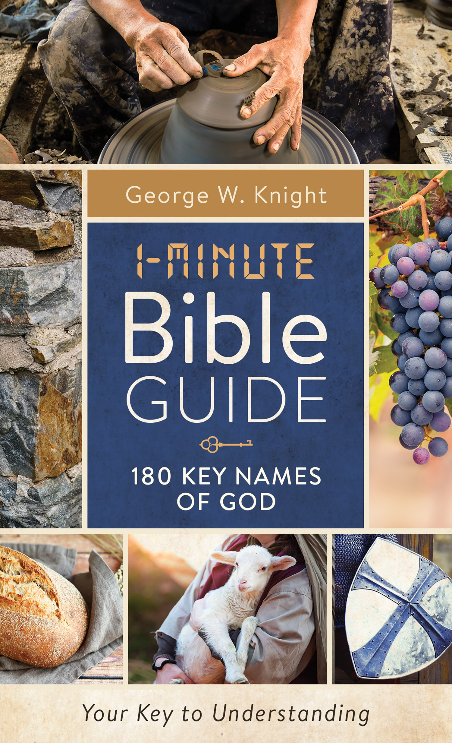1-Minute Bible Guide: 180 Key Names Of God