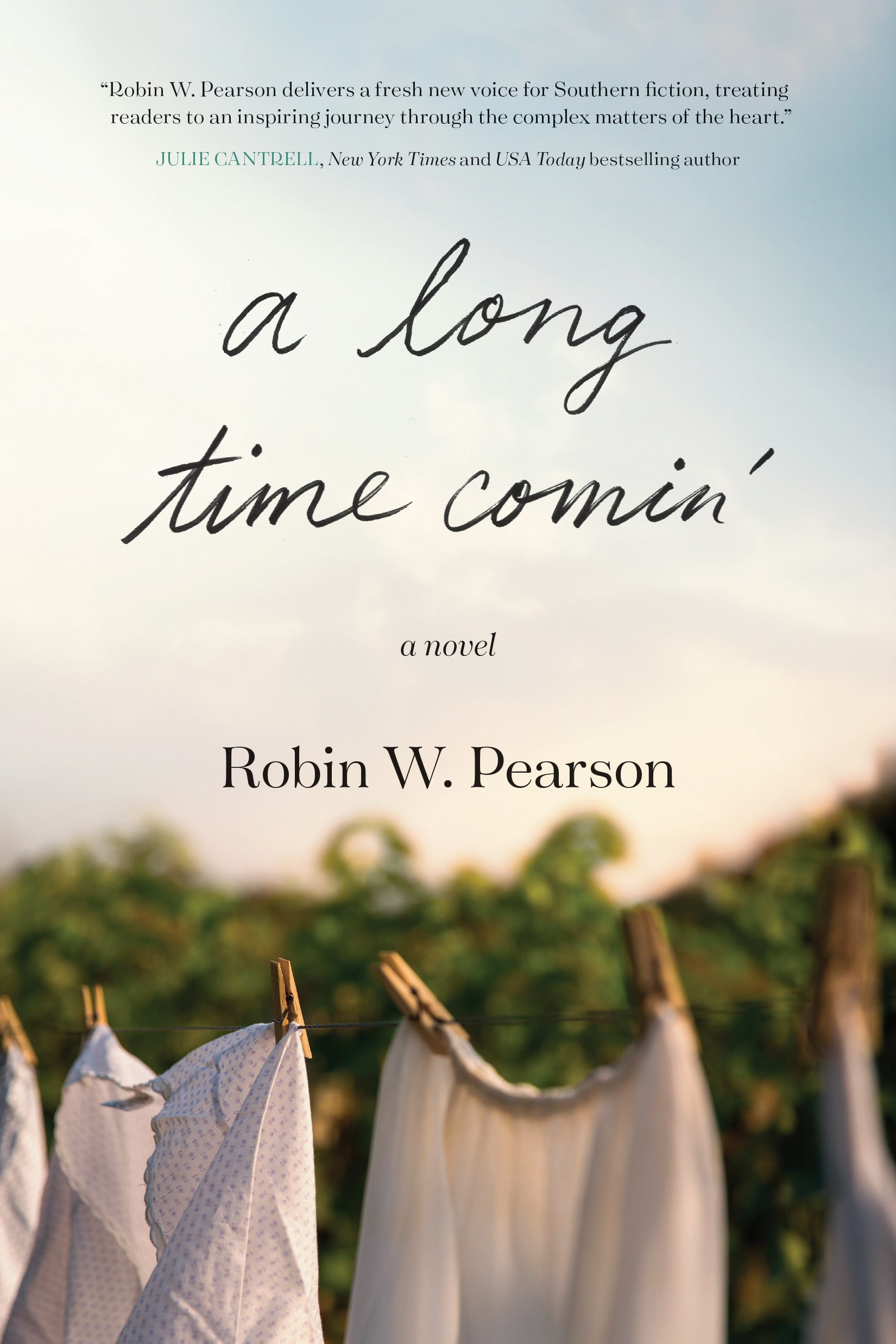 A Long Time Comin'-Softcover