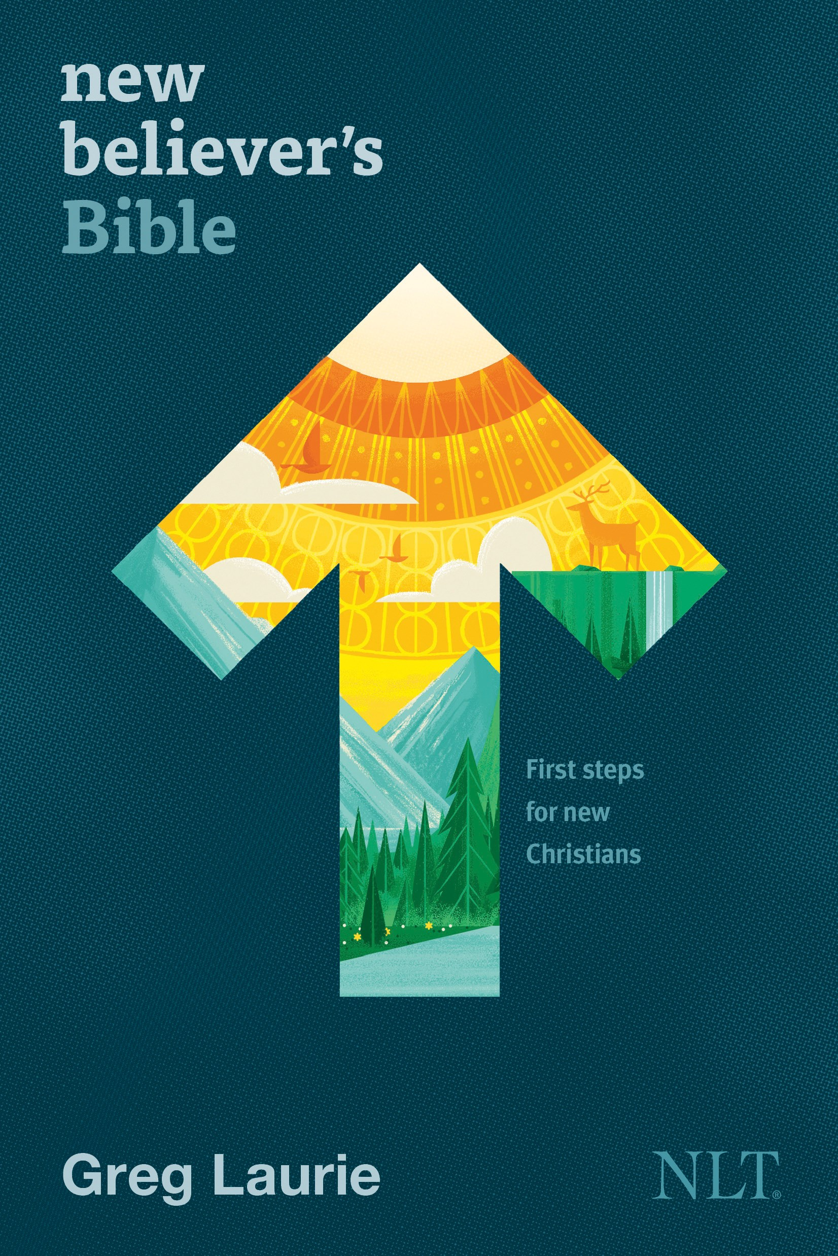 NLT New Believer's Bible-Softcover (Expanded)