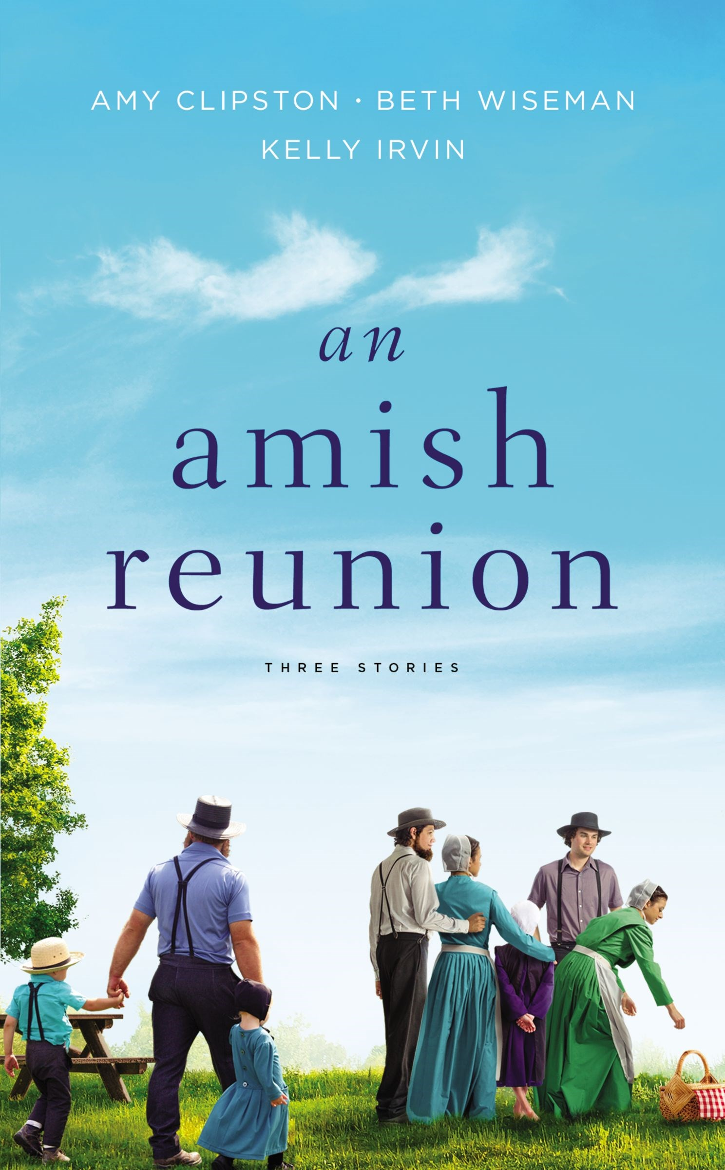 An Amish Reunion: Three Stories (3-In-1)