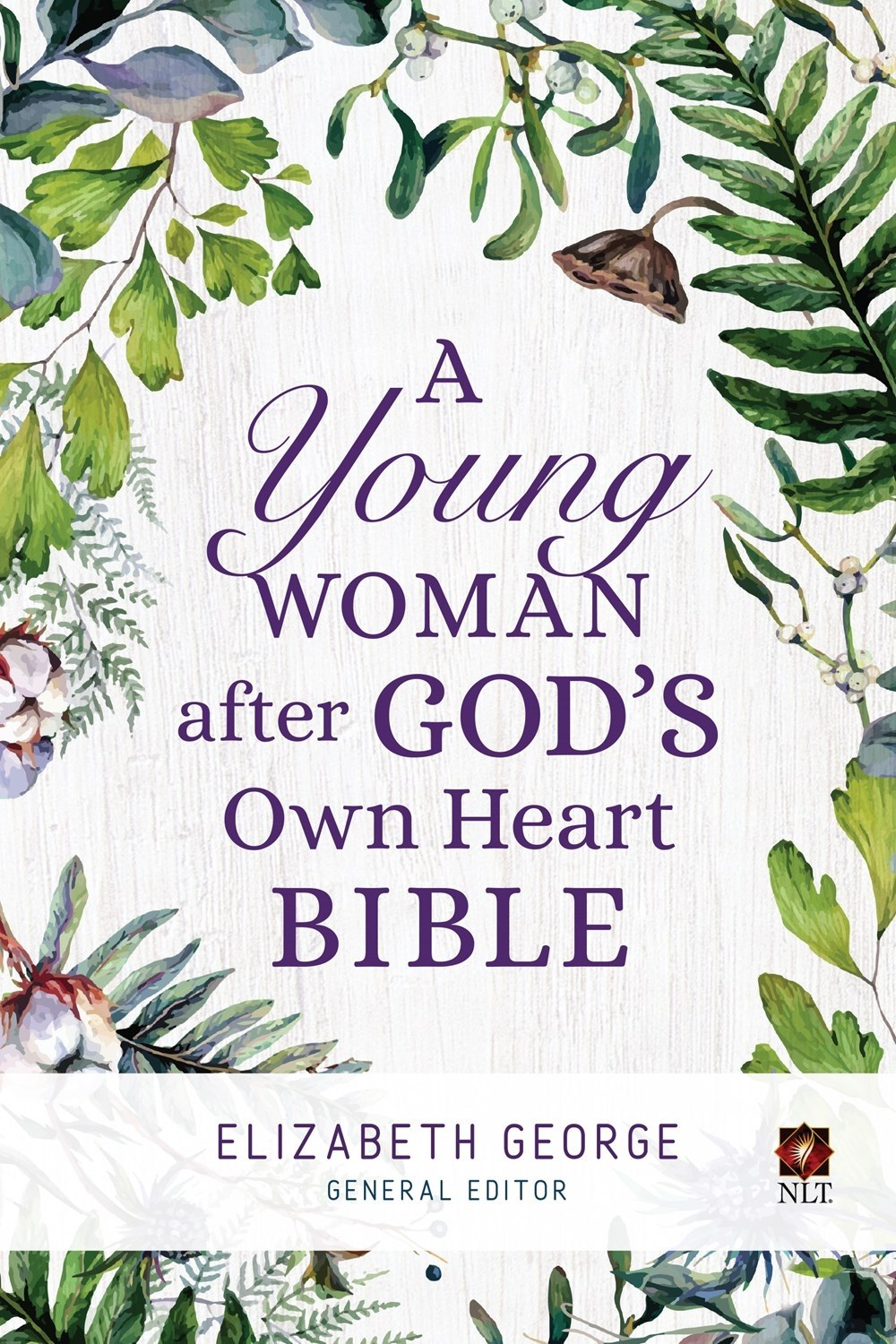 NLT A Young Woman After God's Own Heart Bible-Hardcover