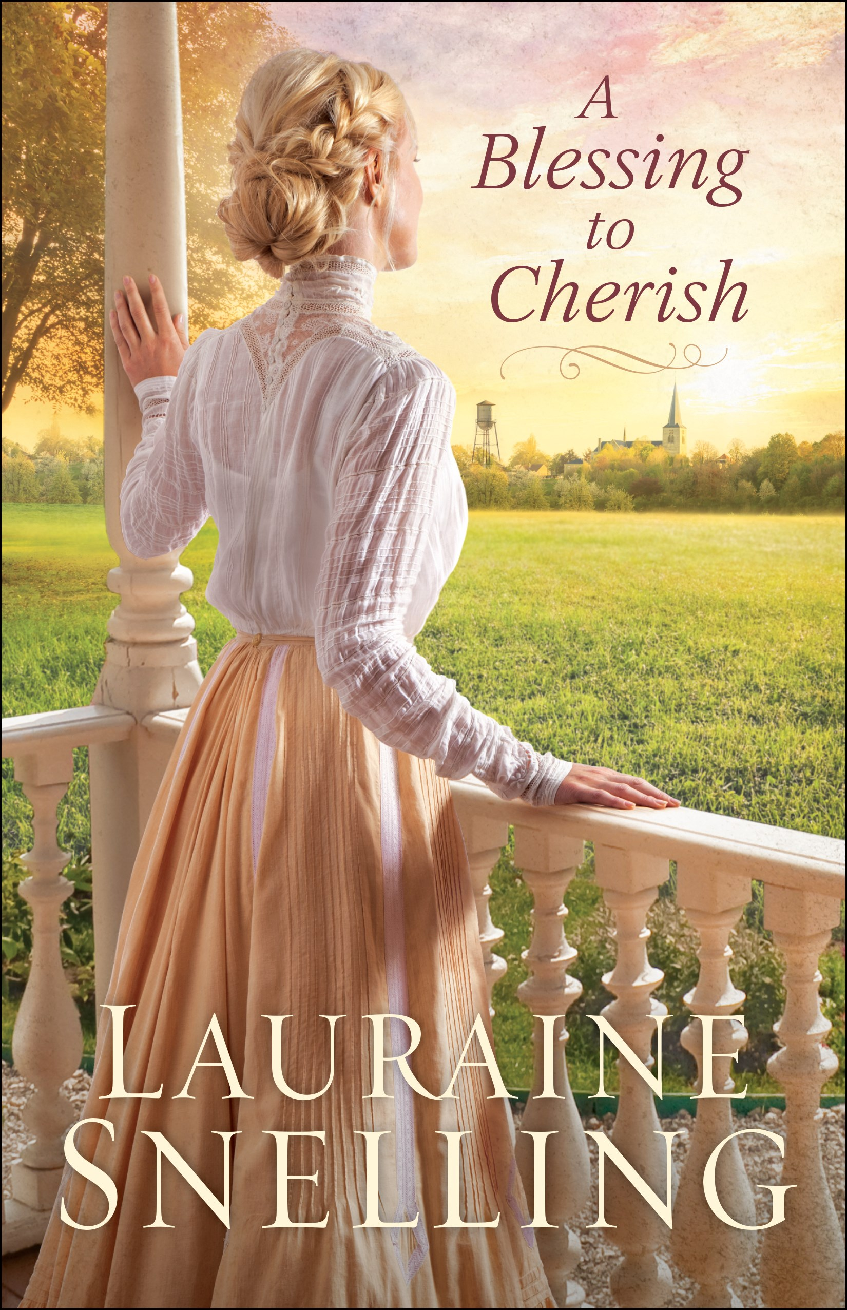 A Blessing To Cherish-Softcover