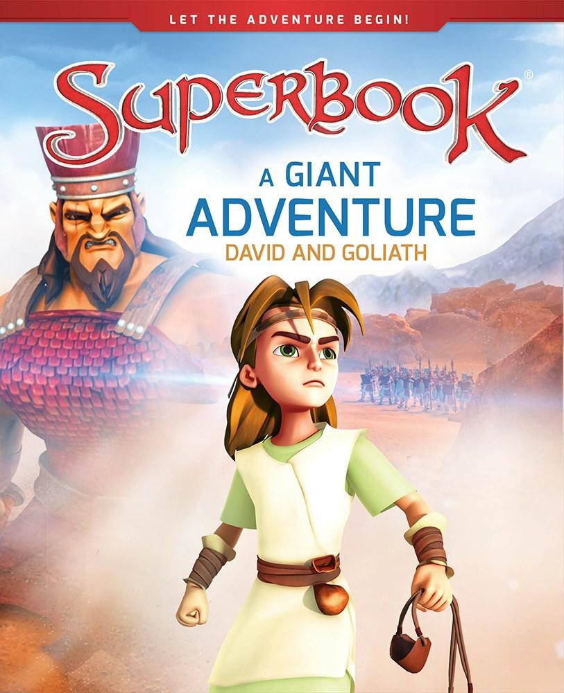A Giant Adventure (SuperBook)