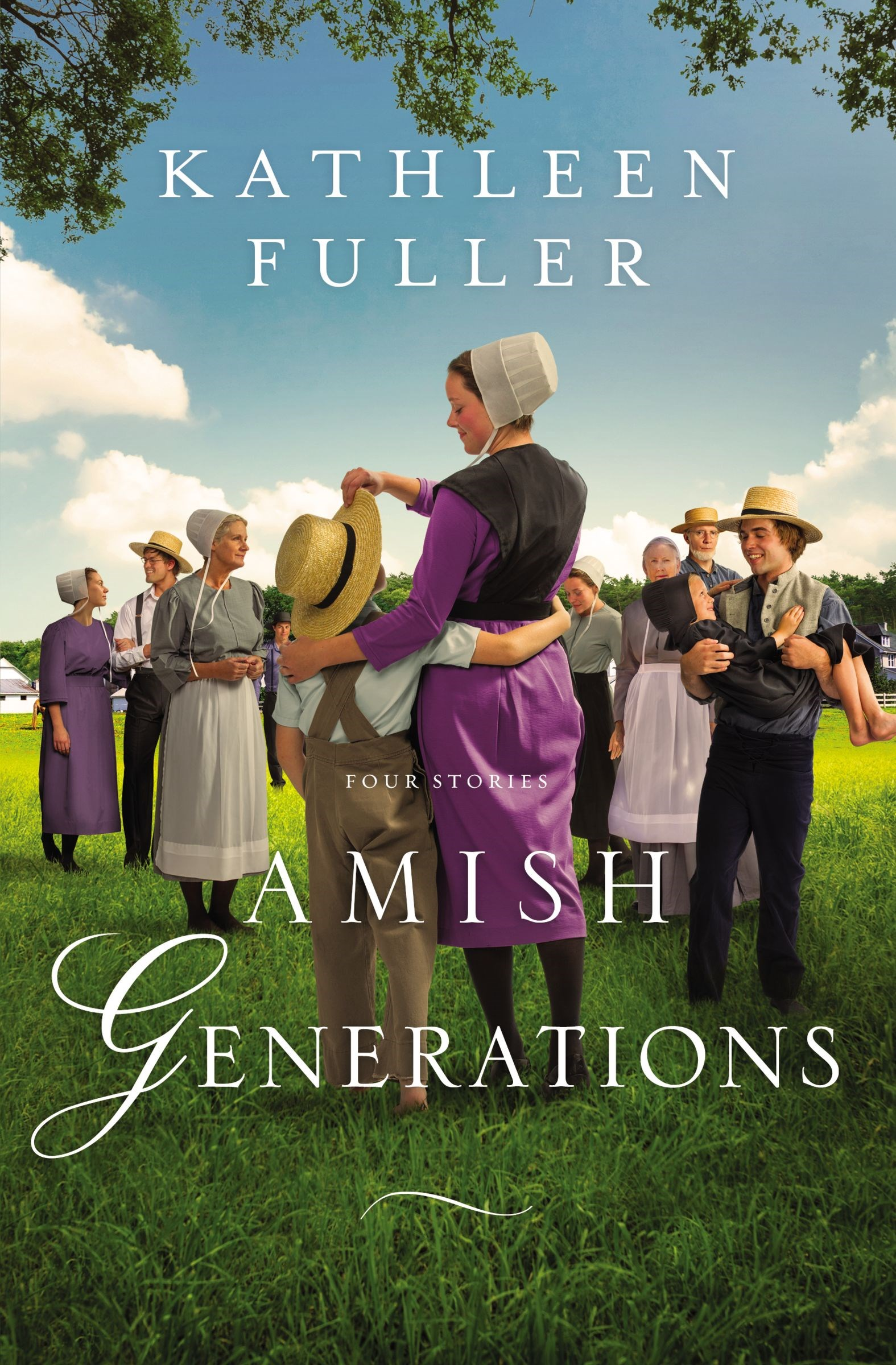 Amish Generations: Four Stories (4-In-1)