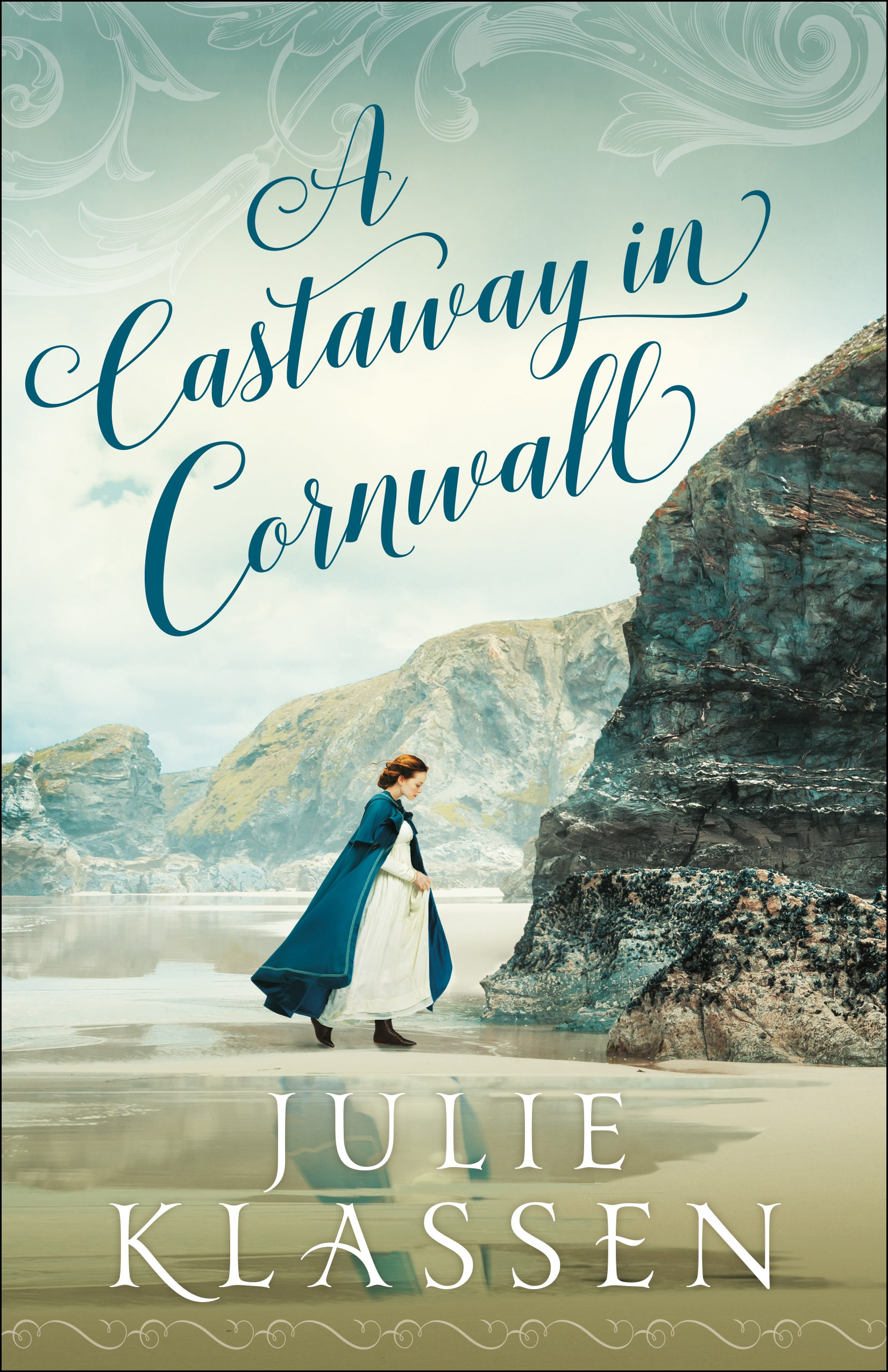 A Castaway In Cornwall-Softcover