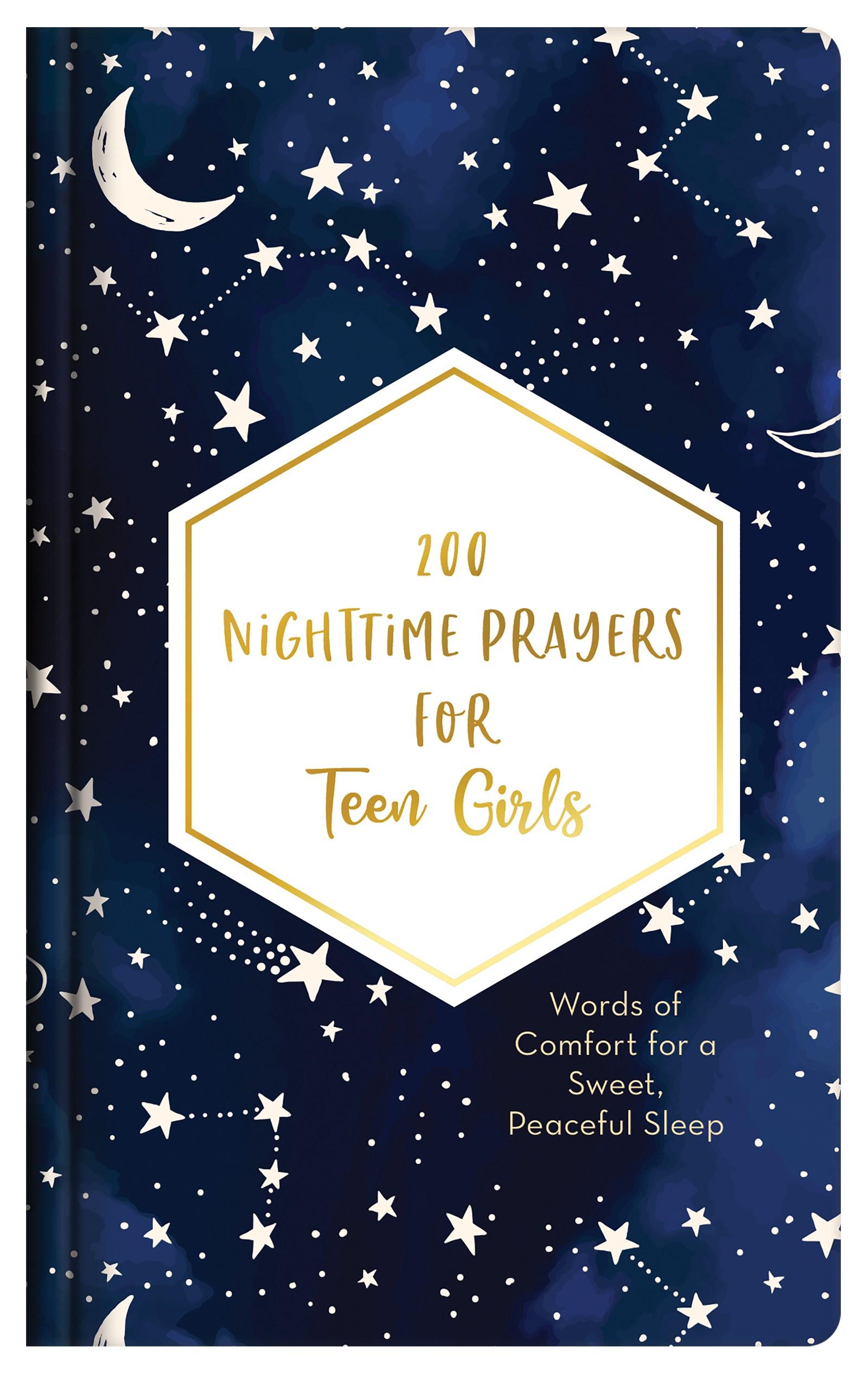200 Nighttime Prayers For Teen Girls