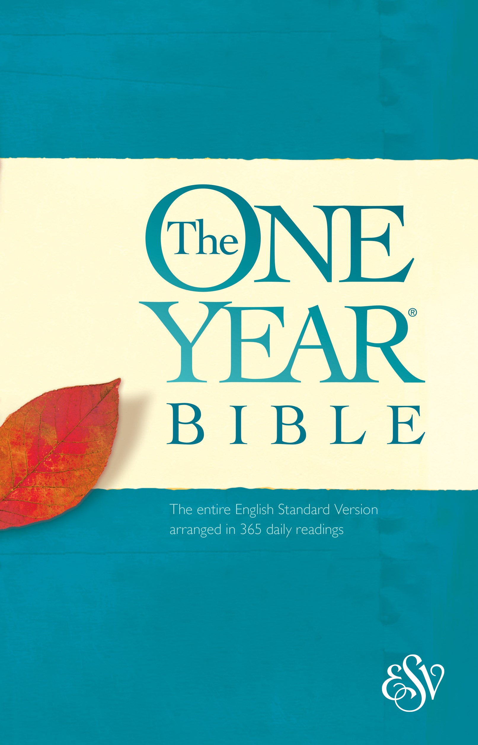 ESV One Year Bible-Softcover