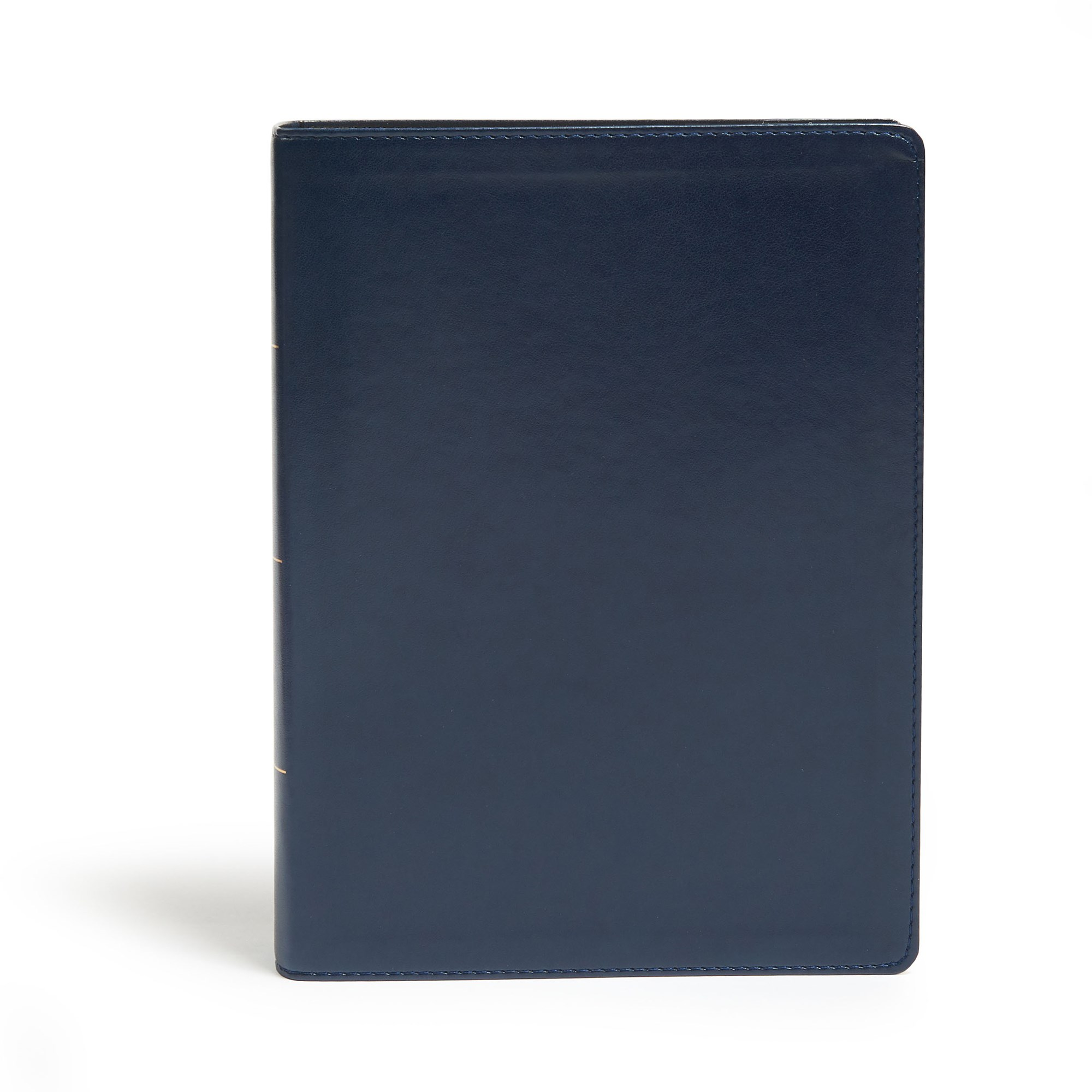 KJV Study Bible (Full-Color)-Navy LeatherTouch Indexed