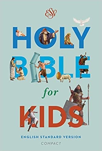 ESV Holy Bible For Kids/Compact-Hardcover