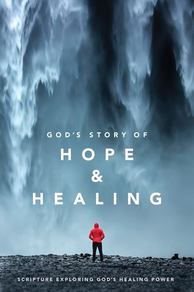 NLT God's Story Of Hope & Healing (Pack Of 10)-Softcover