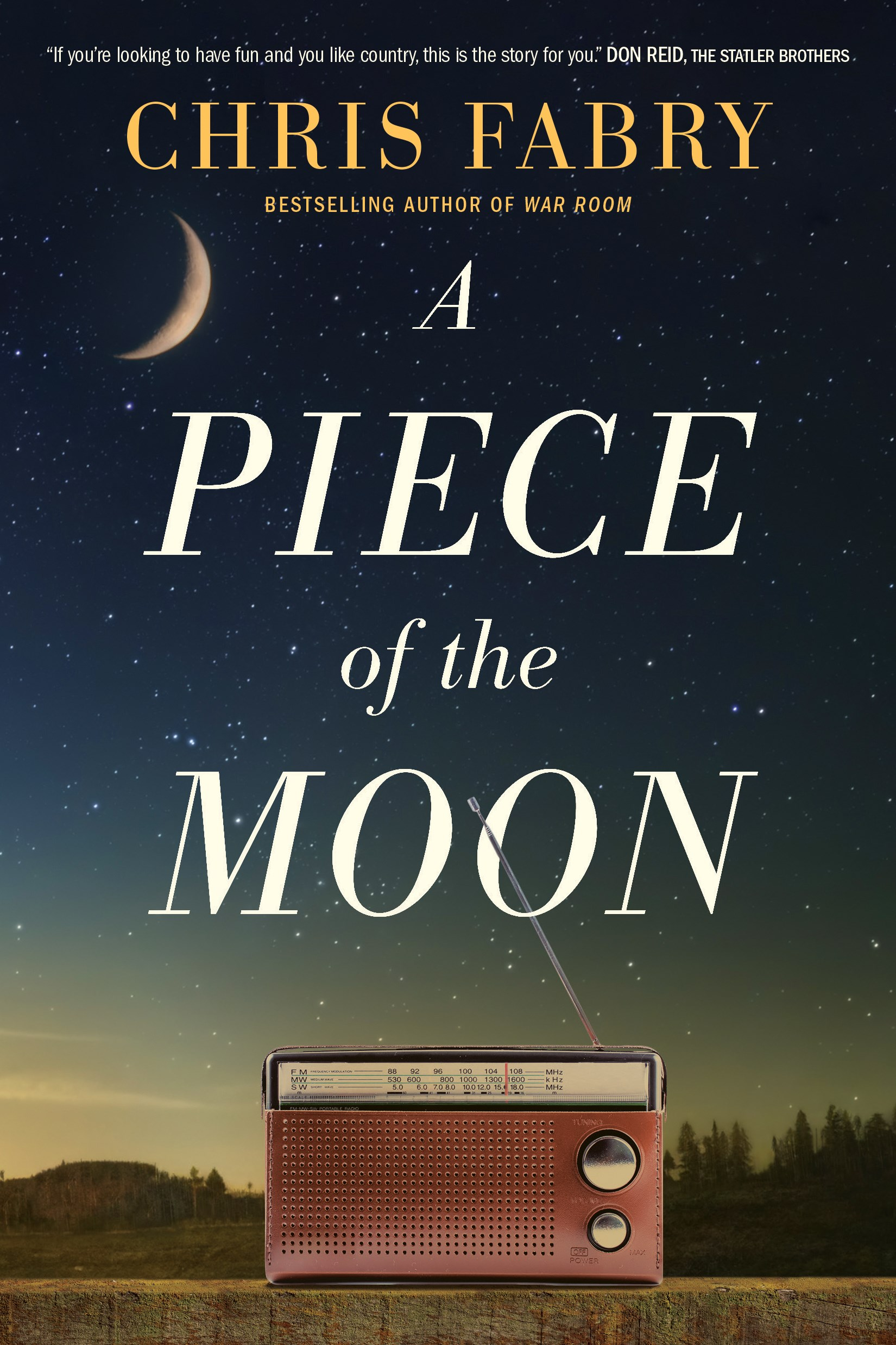 A Piece Of The Moon-Softcover