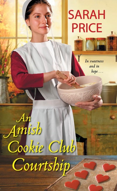 An Amish Cook Club Courtship (The Amish Cookie Club #3)