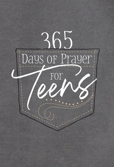 365 Days Of Prayer For Teens