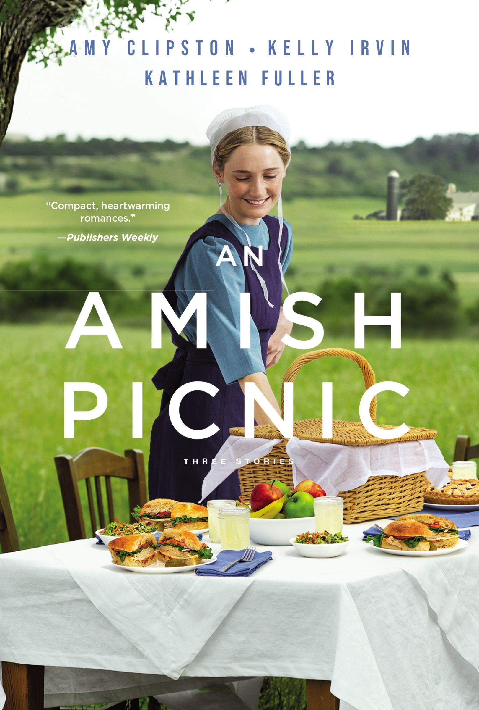 An Amish Picnic (3-In-1)