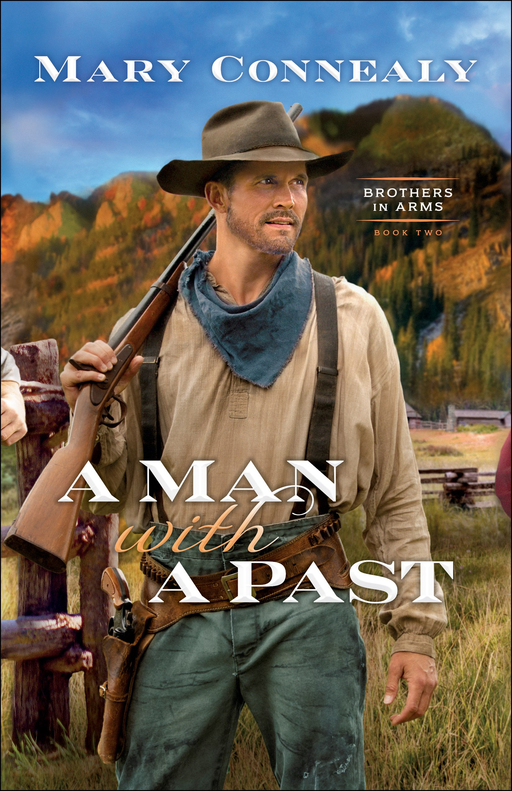 A Man With A Past (Brothers In Arms #2)