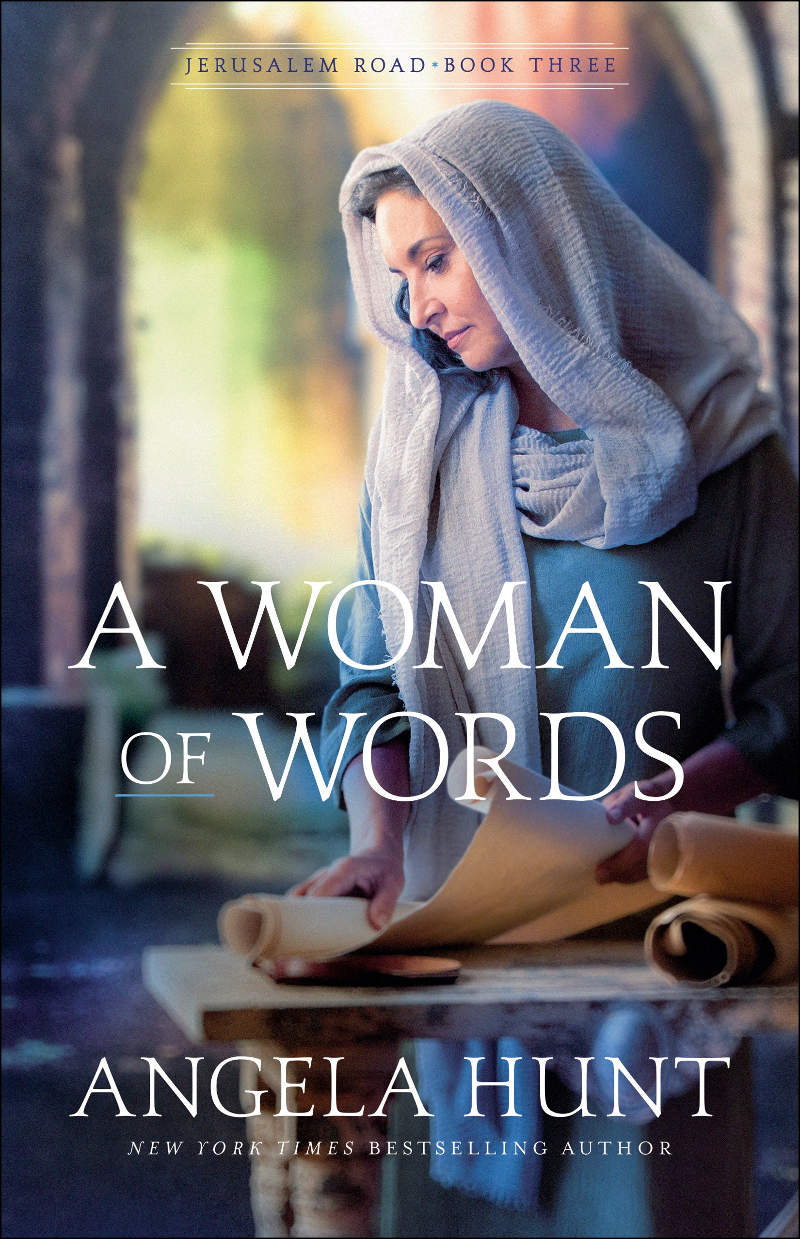 A Woman Of Words (Jerusalem Road #3)